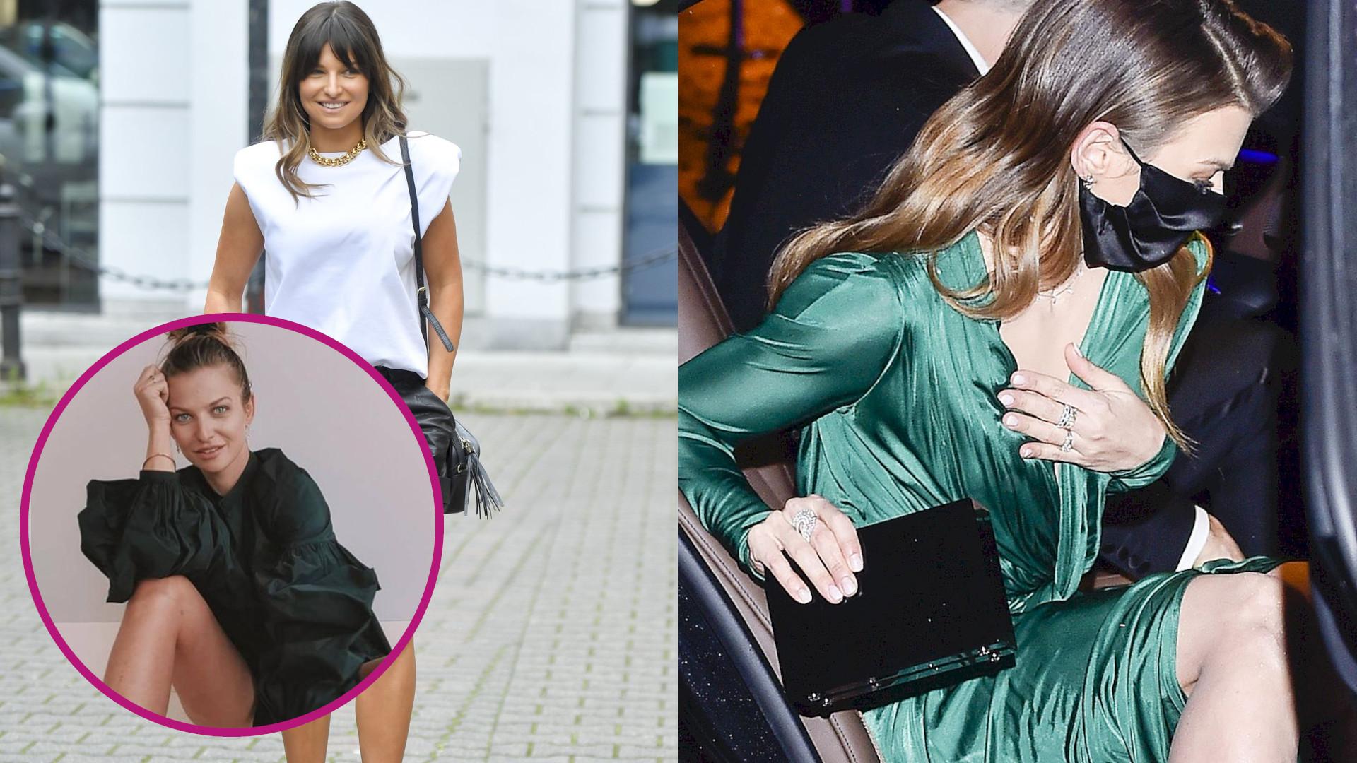 Stylowa Anna Lewandowska randkuje z mężem. Jej buty kosztują MAJĄTEK