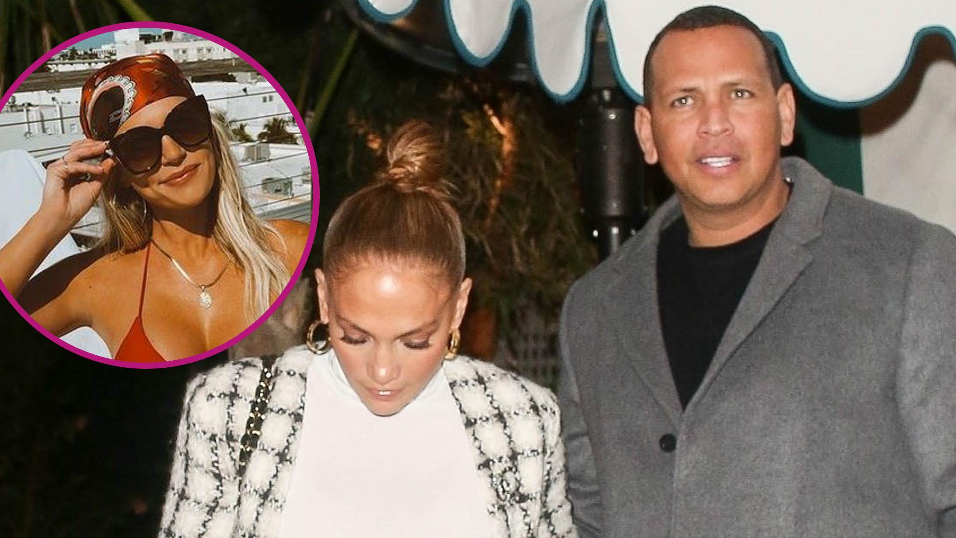 Alex Rodriguez ZDRADZIŁ Jennifer Lopez? Madison LeCroy przerywa MILCZENIE