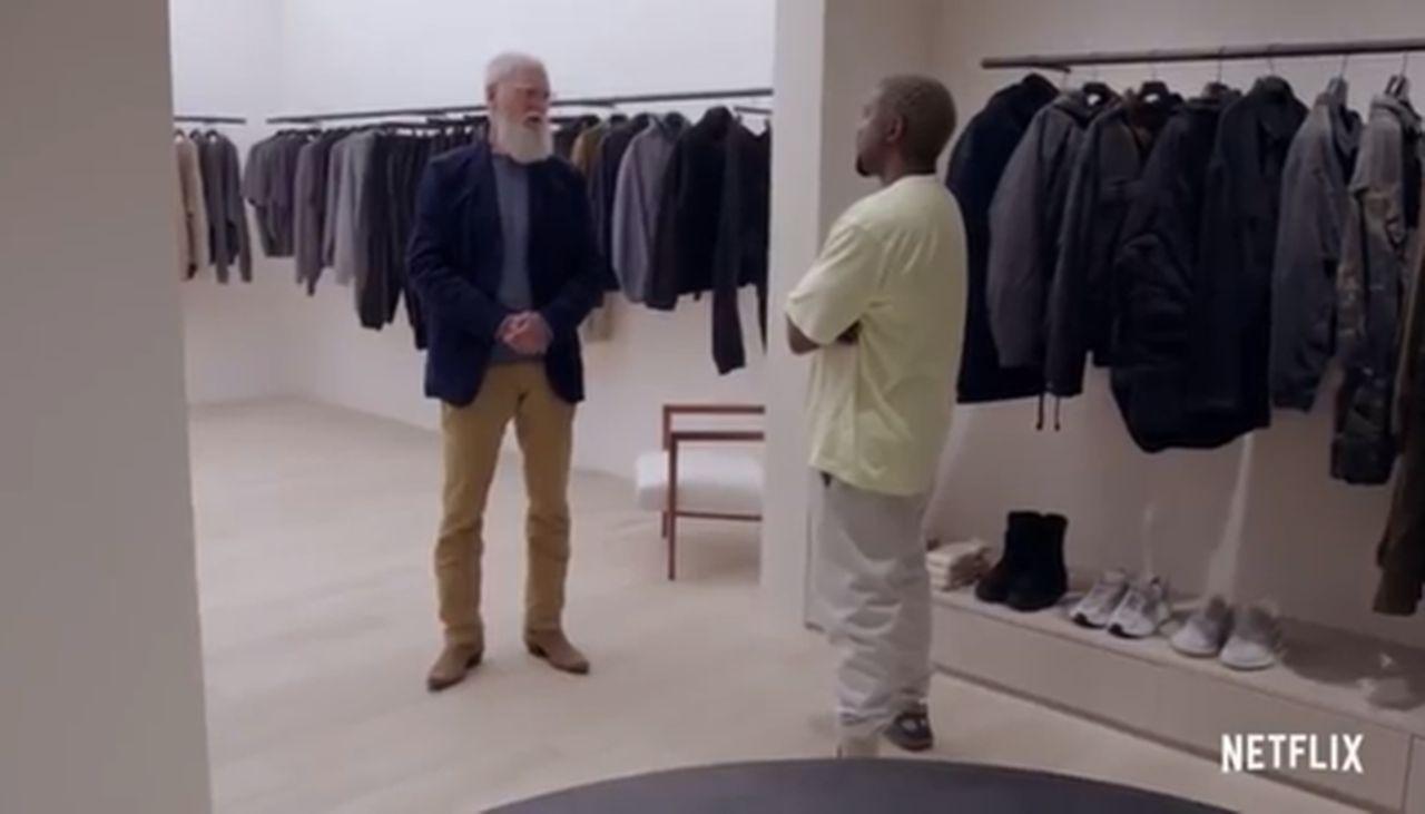 Showroom Kanye Westa