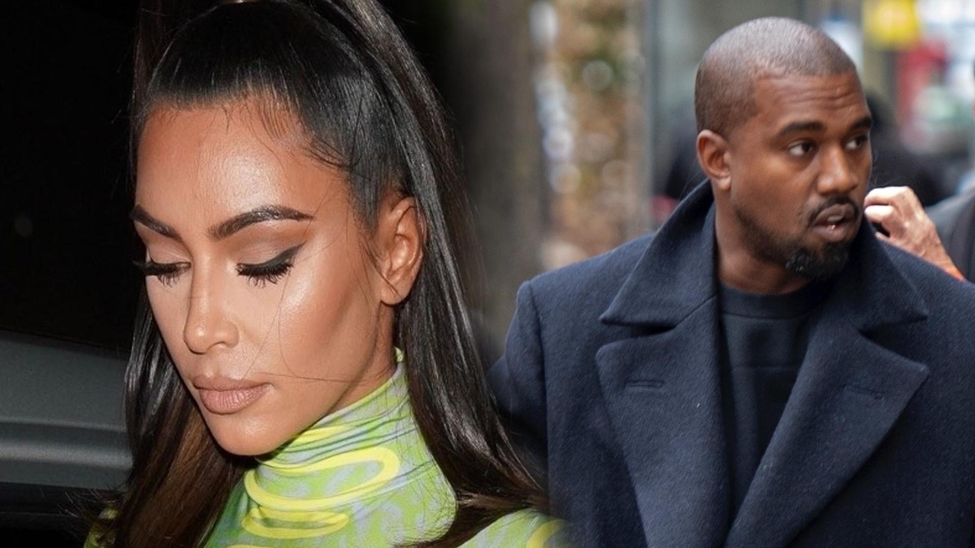 Oto dowód, że Kanye West WYPROWADZIŁ się od Kim Kardashian. Zobaczcie, co zrobiła z jego pokojem