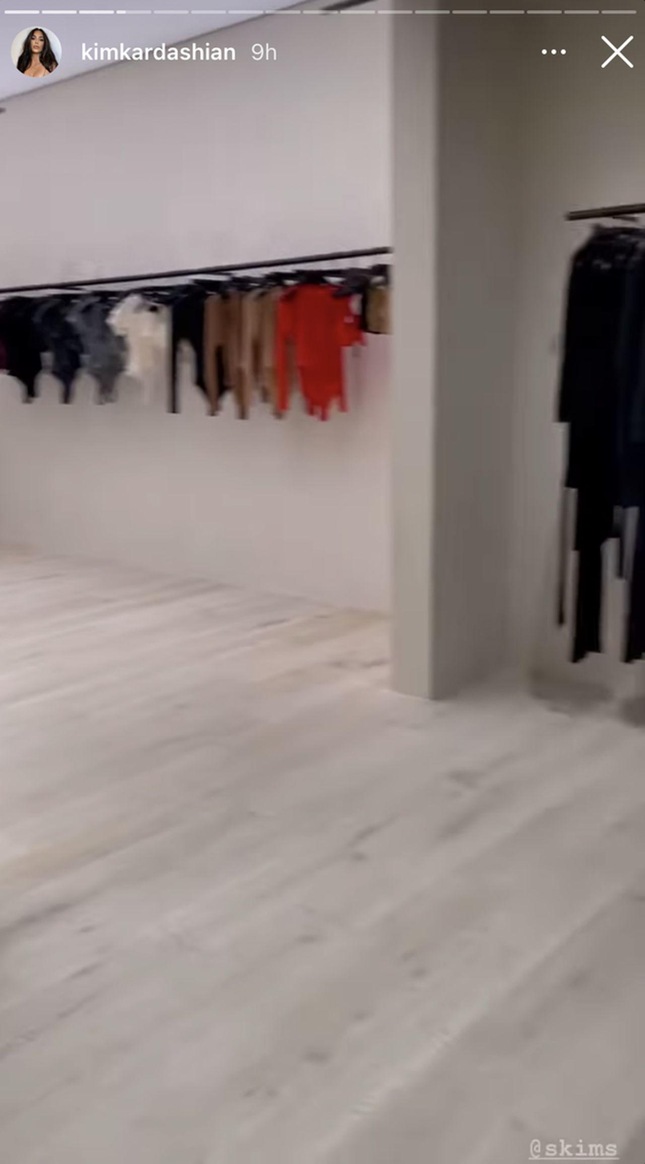 Showroom Kim Kardashian