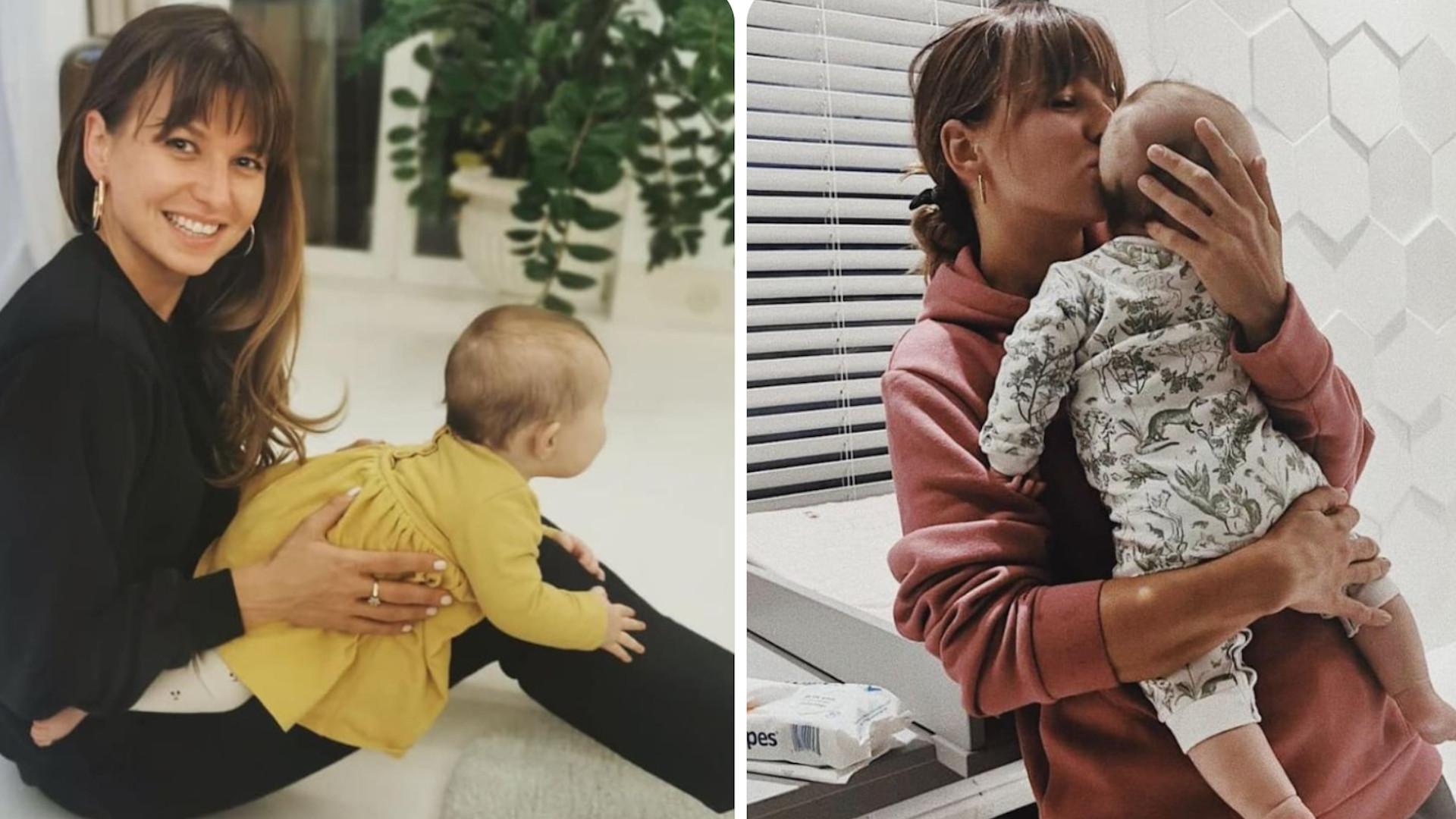 Anna Lewandowska pokazała, co ZAINTERESOWAŁO jej młodszą córkę