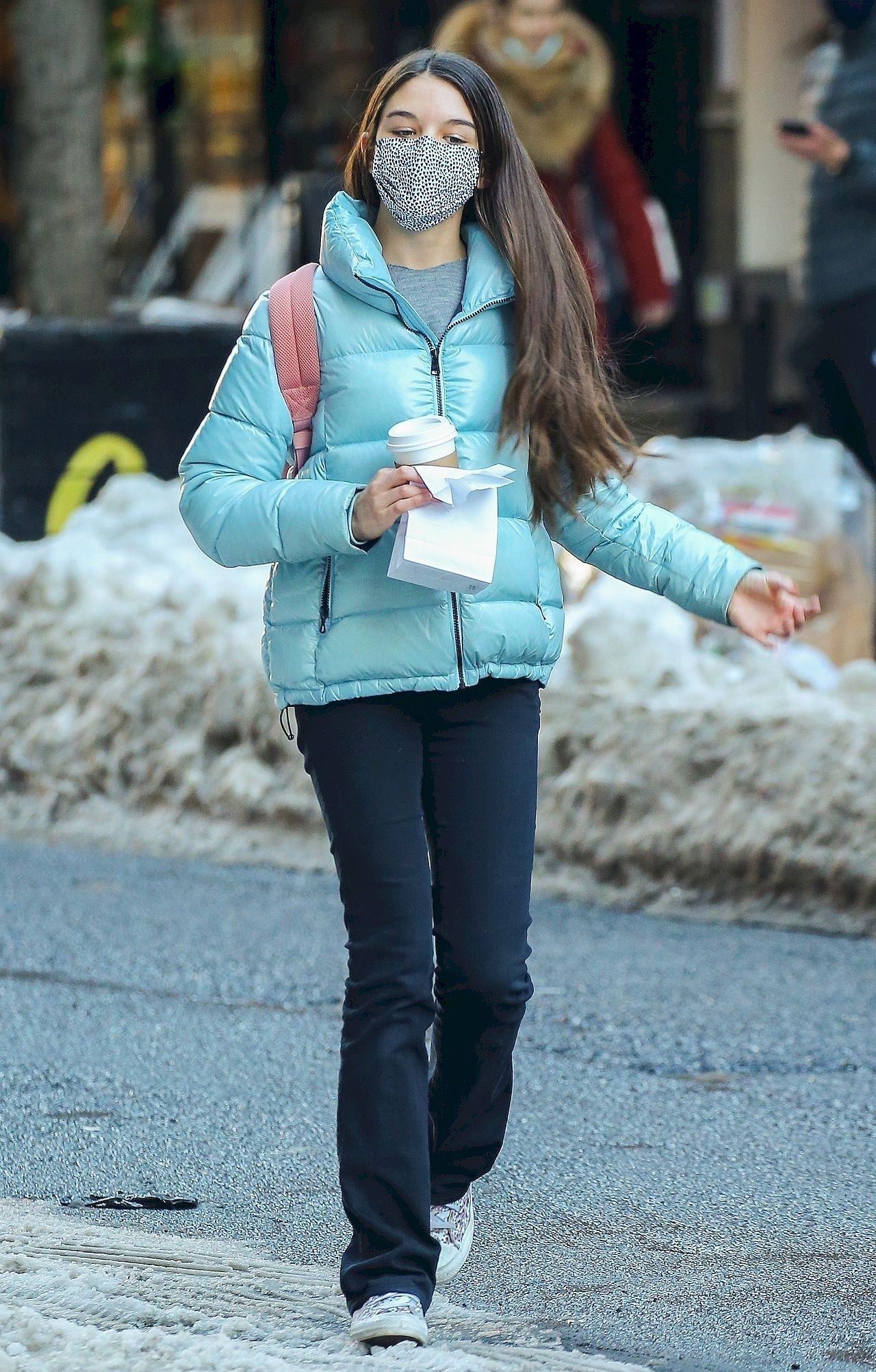 Suri Cruise, córka Toma Cruise i Katie Holmes