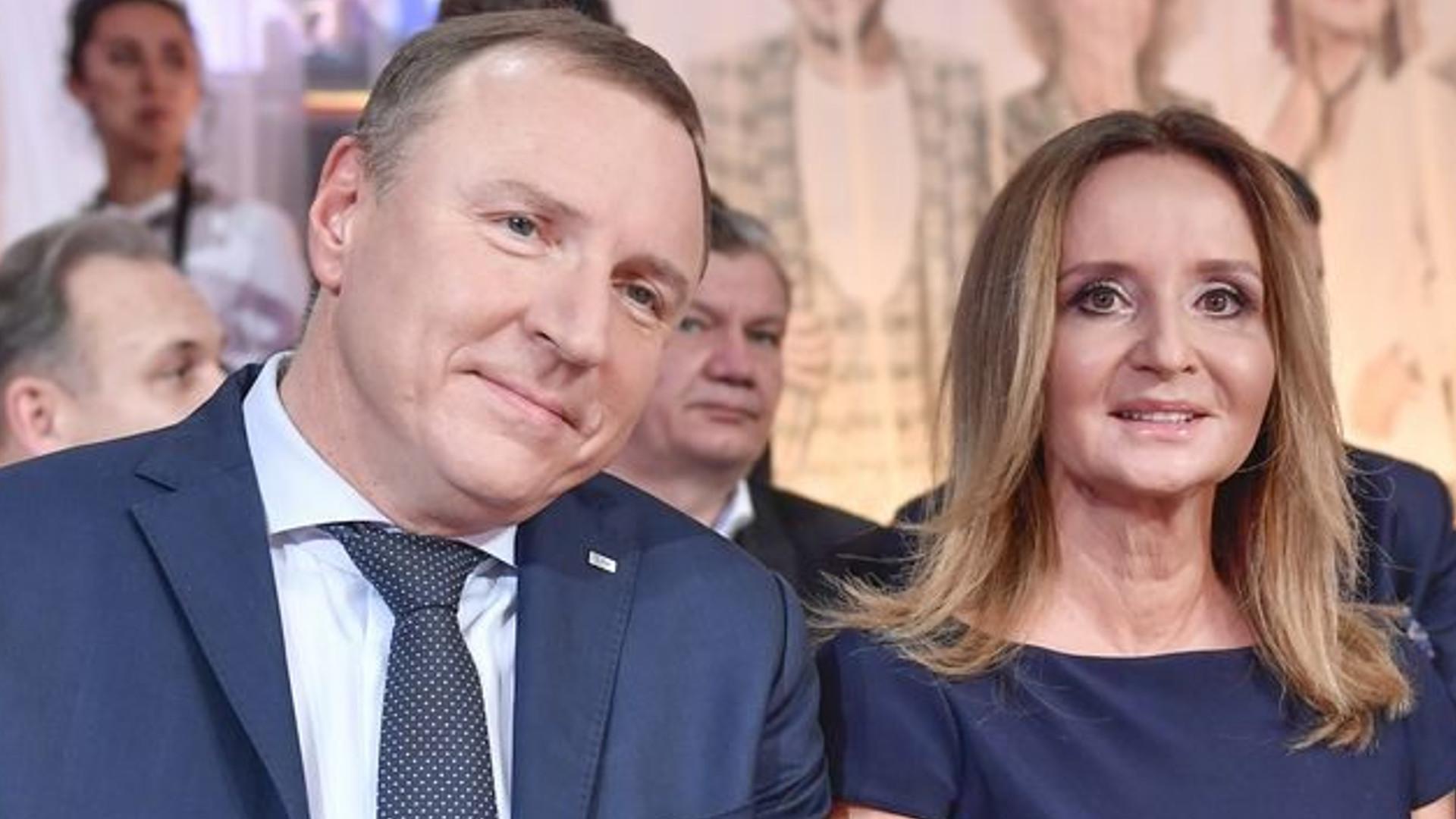 Jacek Kurski zdradził, jakie imię wybrał wraz z żoną dla pierwszego wspólnego dziecka