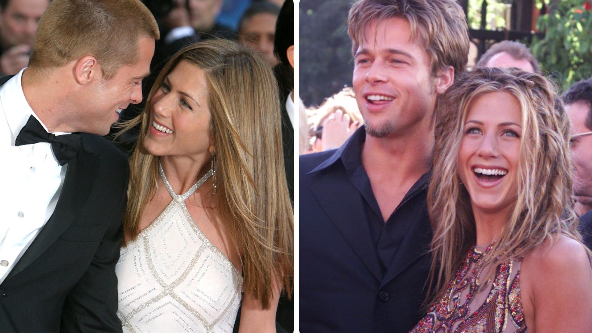 Jennifer Aniston i Brad Pitt przyłapani na POCAŁUNKU. Jest zdjęcie sprzed kilku dni