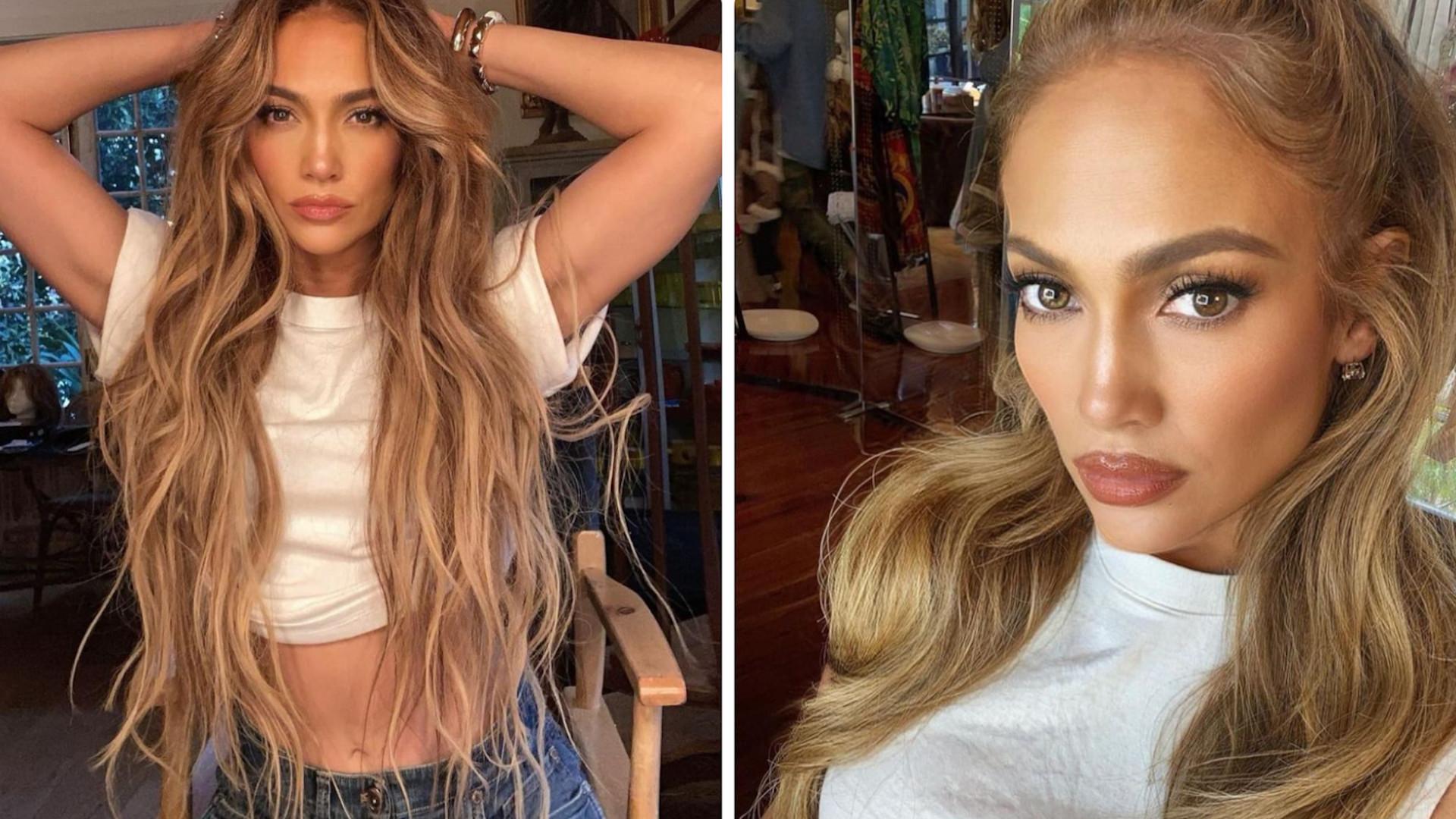 W tak KRÓTKICH włosach jeszcze nie widzieliśmy Jennifer Lopez