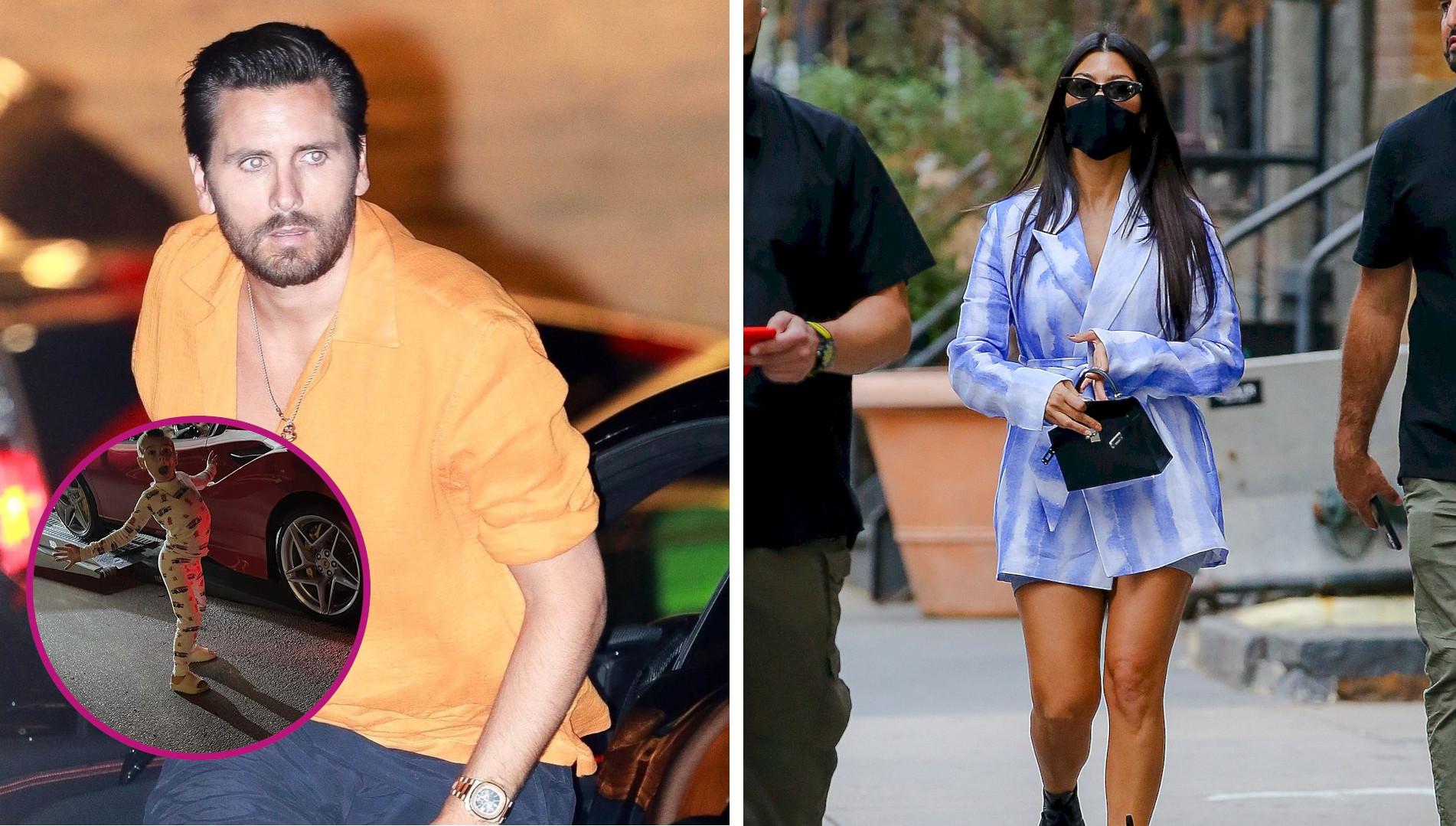 WOW! Syn Kourtney Kardashian ma nową fryzurę! Urocze zdjęcie z pieskiem