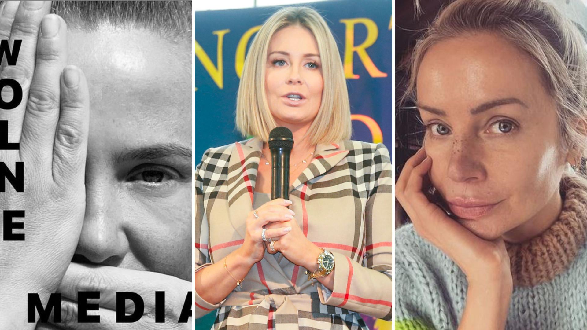 """Gwiazdy wsparły strajk """"Media bez wyboru"""". Padły mocne słowa"""