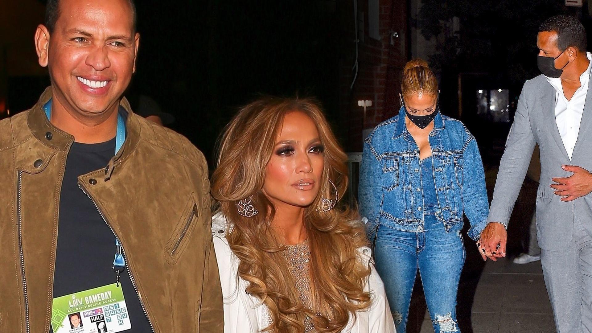 Jennifer Lopez przyznała, że razem z Alexem poszli na TERAPIĘ