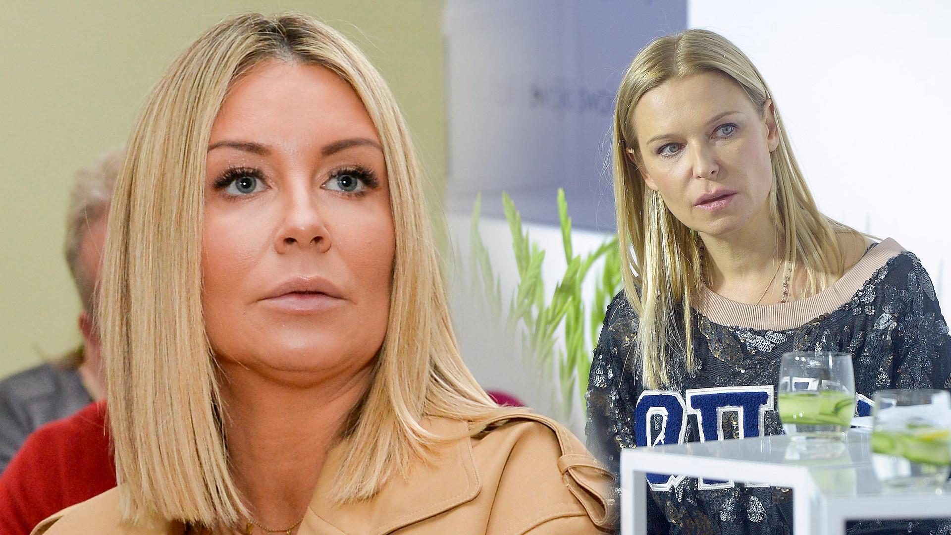 Paulina Młynarska UDERZA w Małgorzatę Rozenek. MOCNY wpis