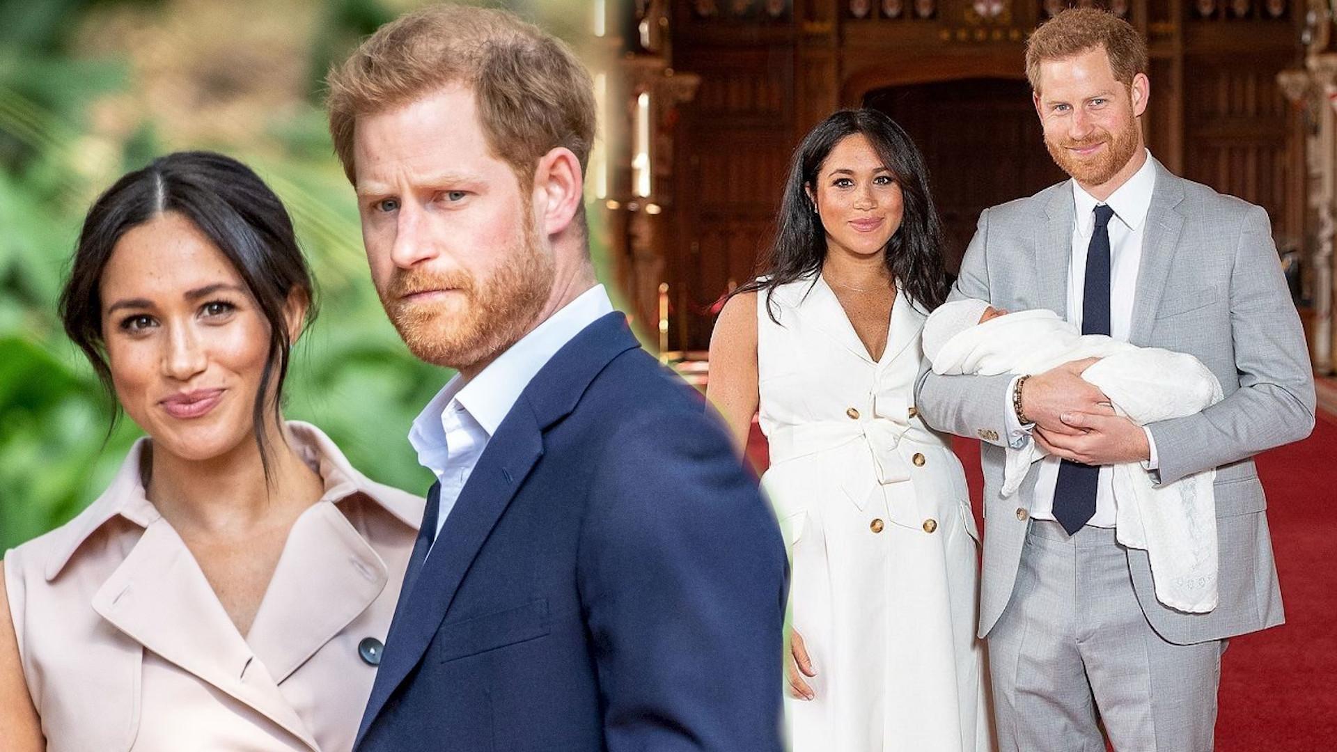 """Klamka zapadła! Pałac Buckingham: """"Meghan i Harry nie powrócą jako pracujący członkowie rodziny królewskiej"""""""