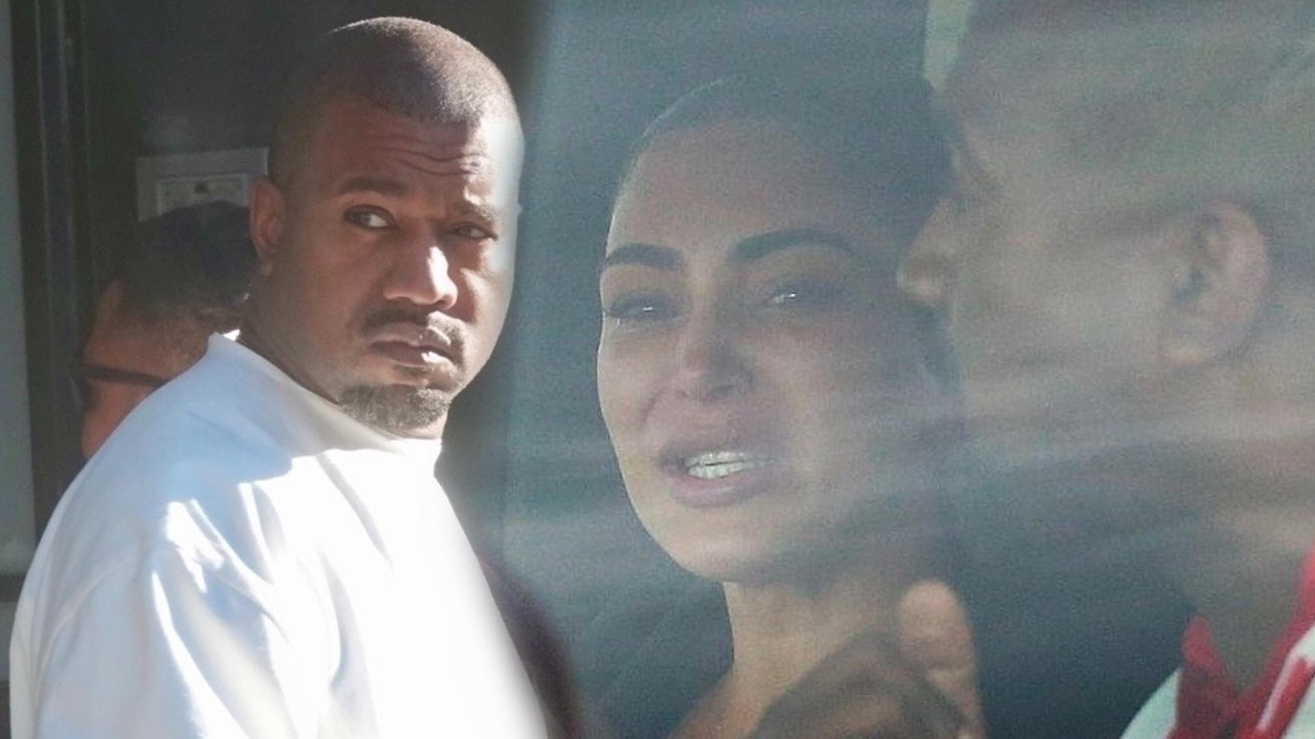 Kanye West chce walczyć o związek z Kim! Cały czas nosi obrączkę (FOTO)