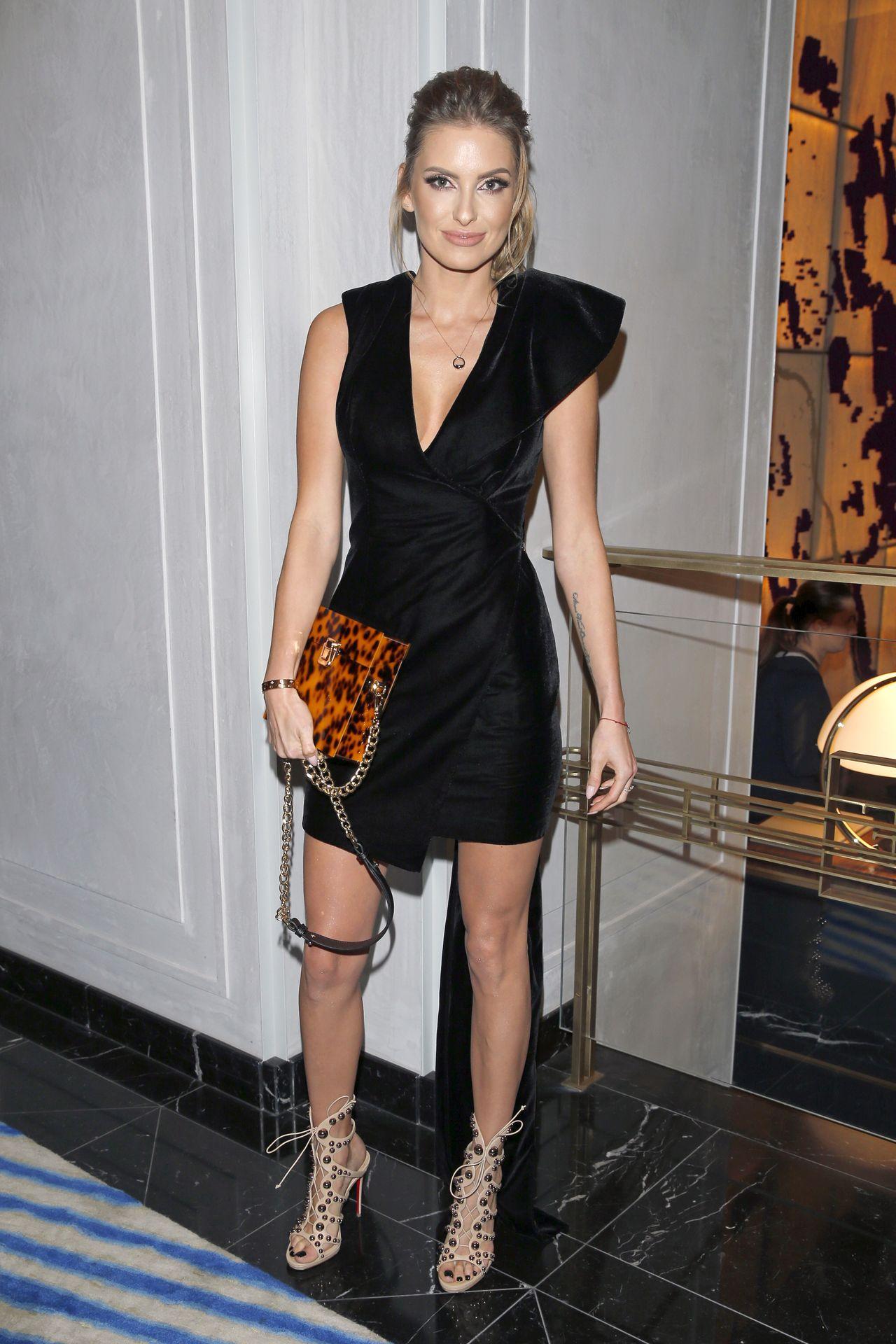 Dominika Grosicka na imprezie