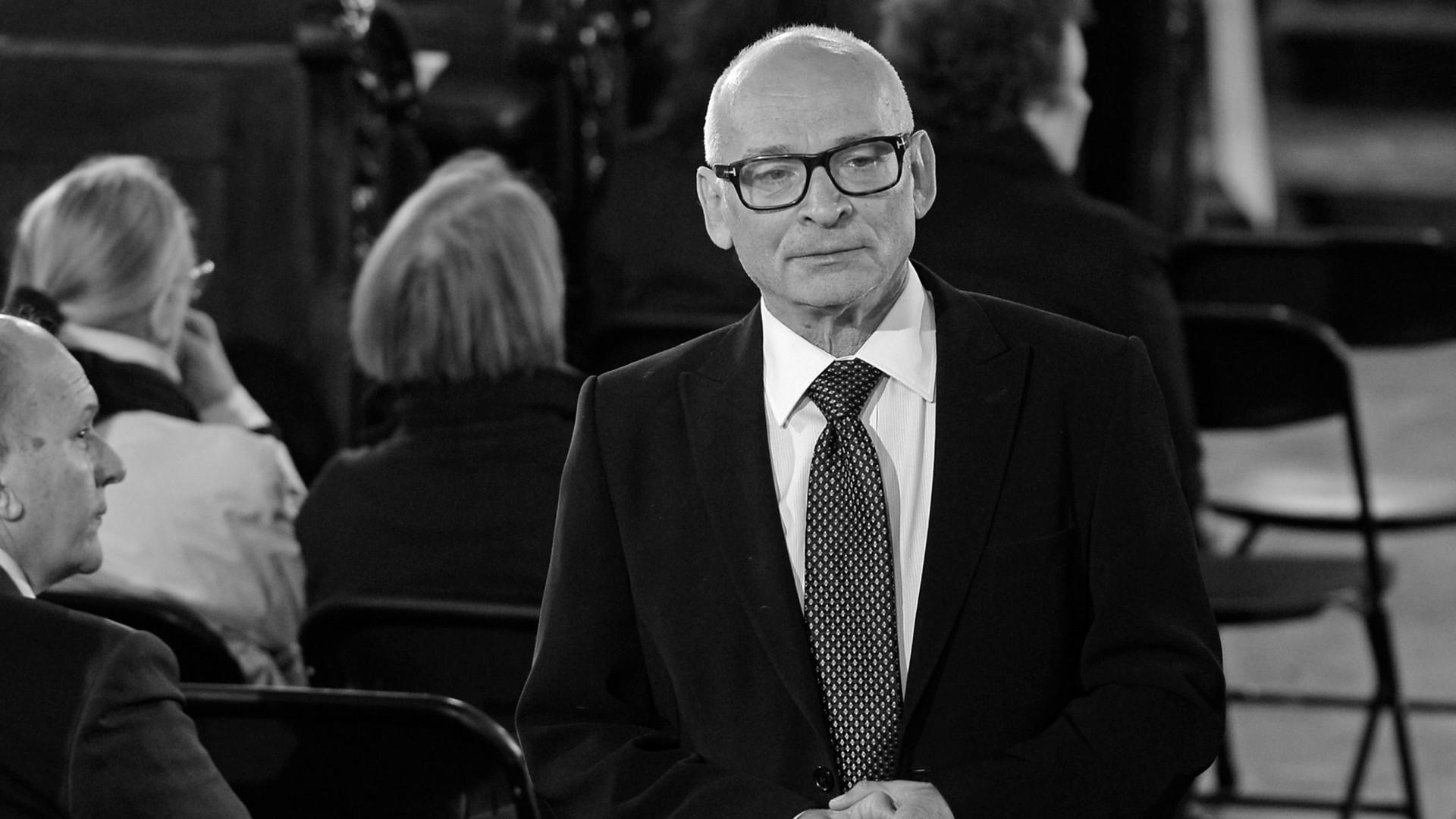Nie żyje Jan Lityński. Utonął na oczach żony