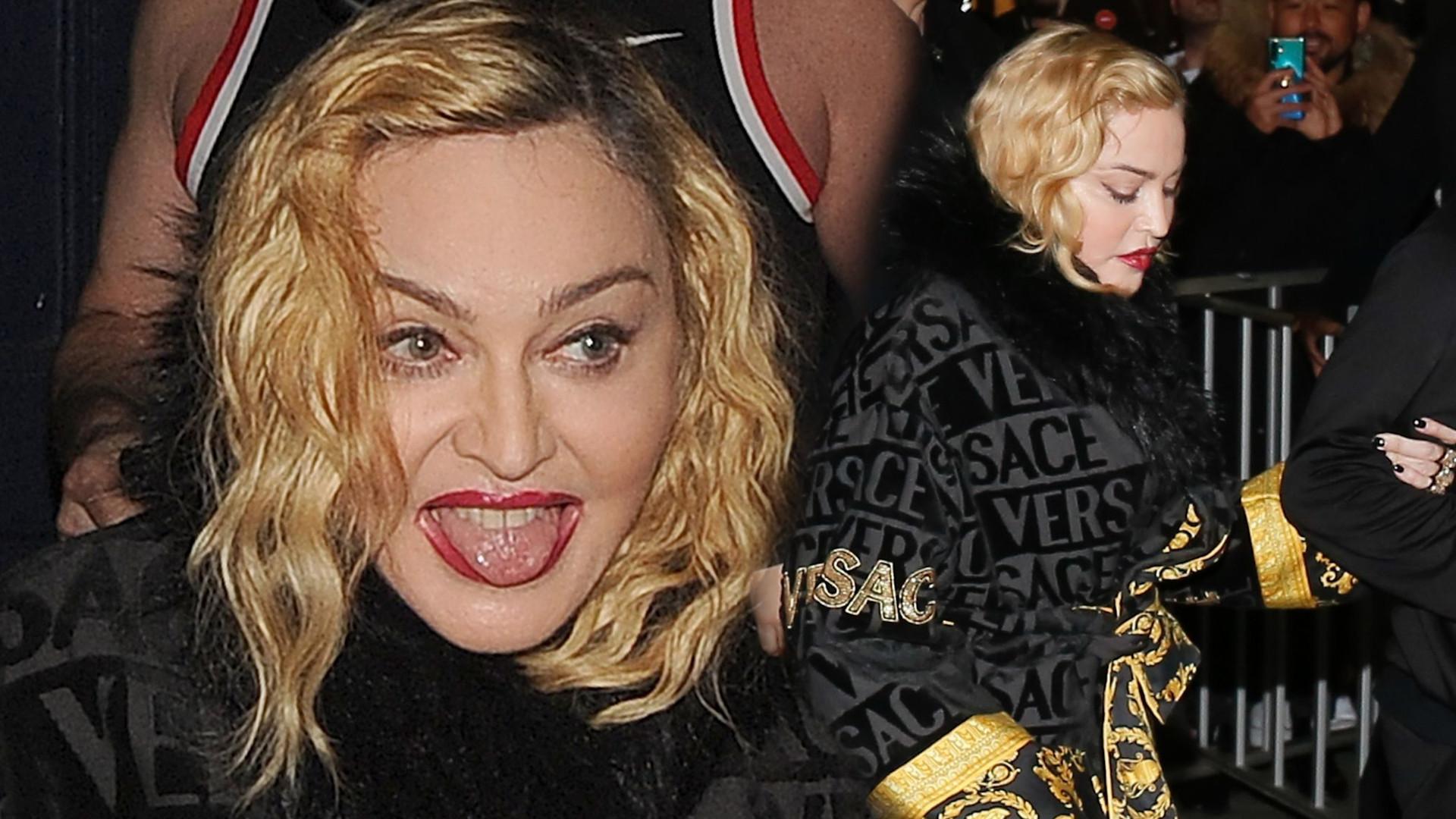 """Bezdomny brat Madonny o siostrze: """"Nie obchodzi jej czy zamarznę na śmierć"""""""