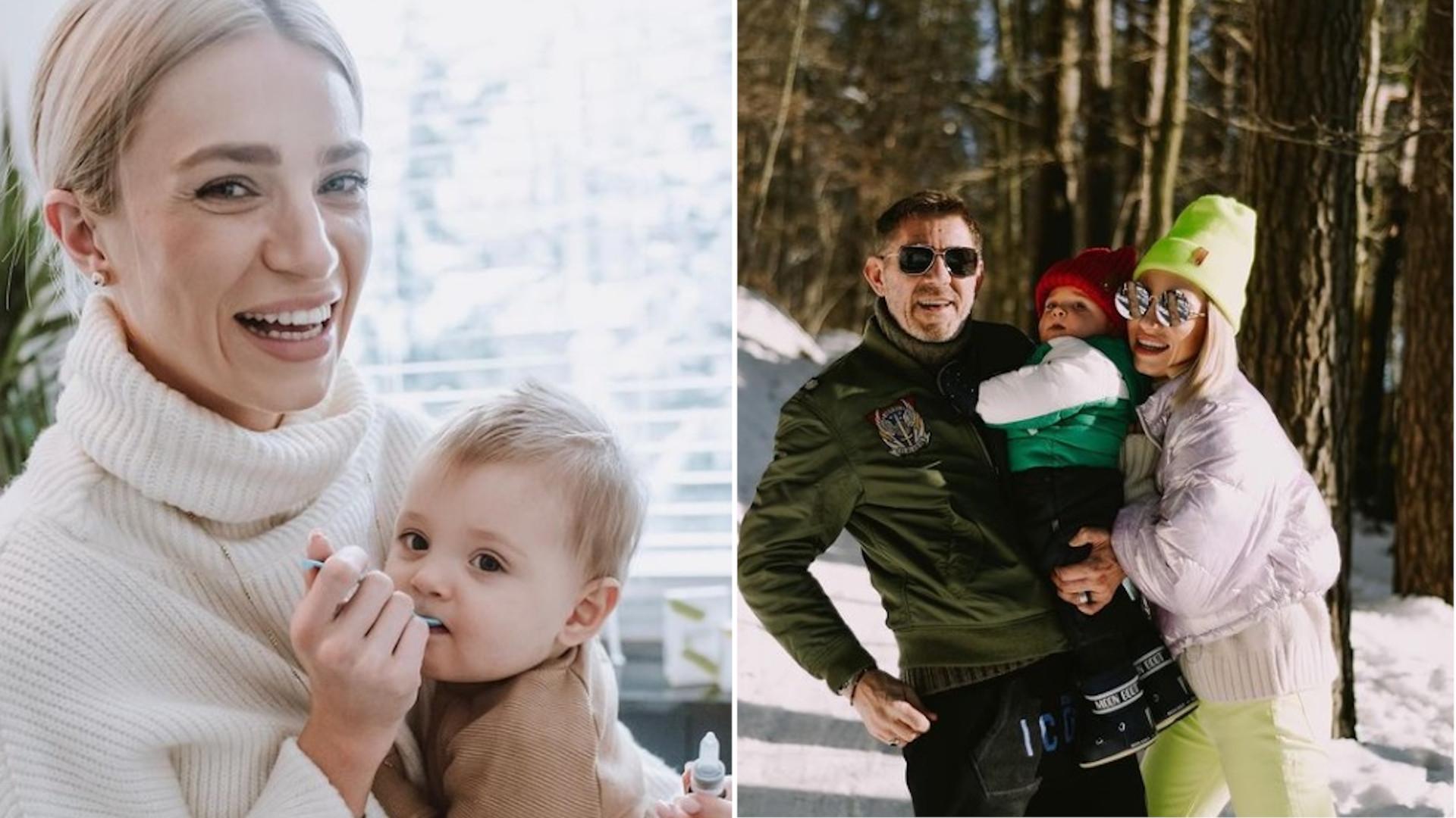 """Marta Gliwińska pokazała swojego tatę. Fani: """"Jaki przystojny dziadek"""""""