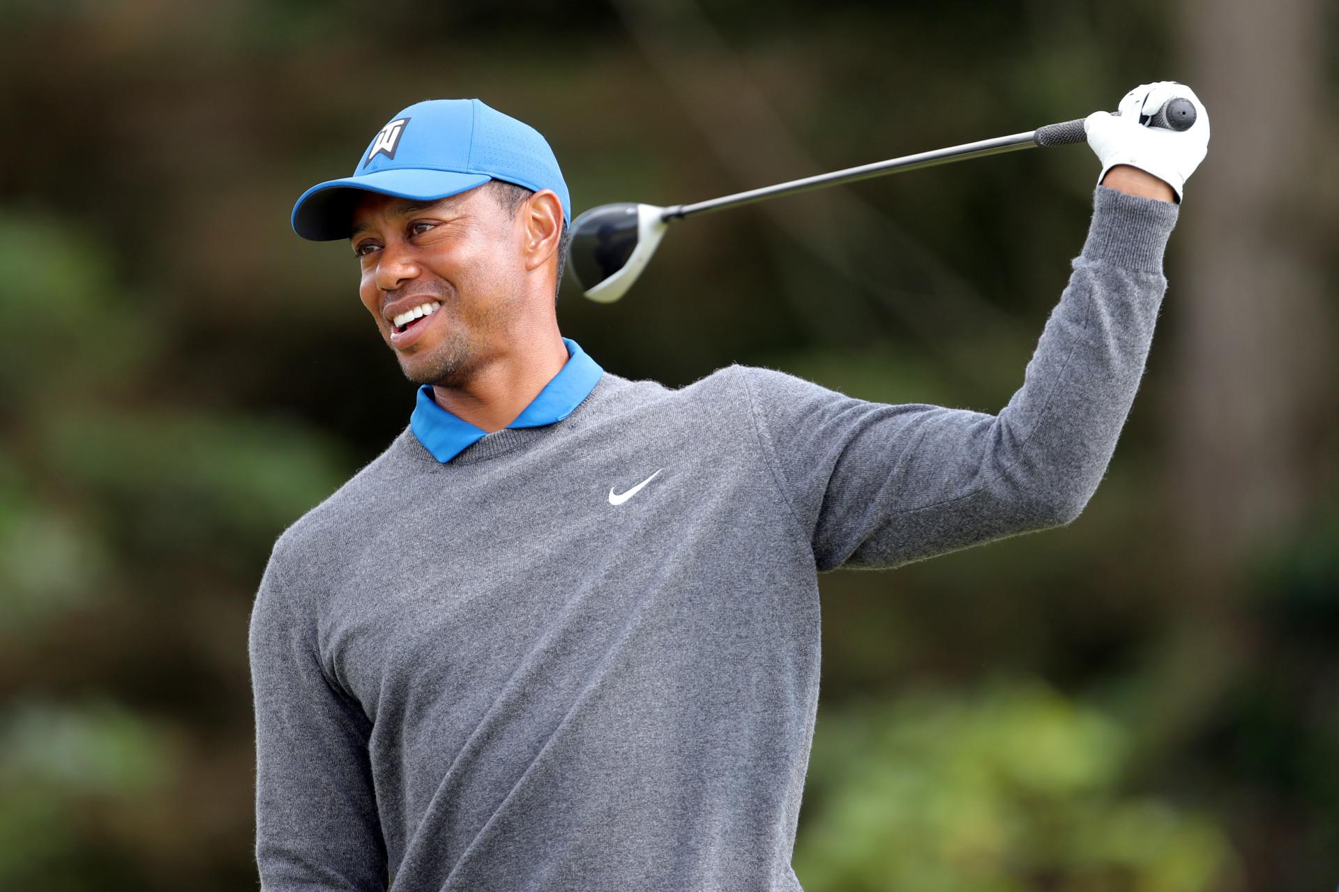 Tiger Woods miał poważny wypadek