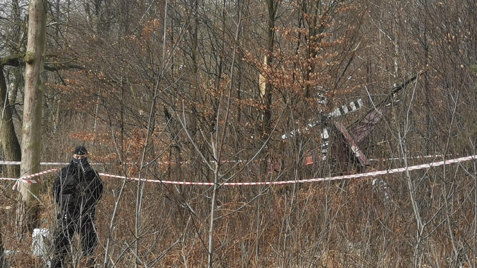 Katastrofa śmigłowca w Pszczynie. Nie żyje polski milioner