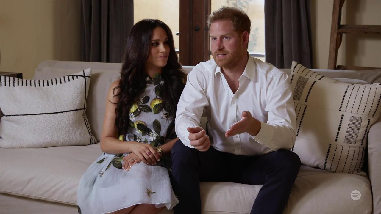 Elegancka Meghan Markle i Harry w pierwszym wywiadzie po ogłoszeniu ciąży.