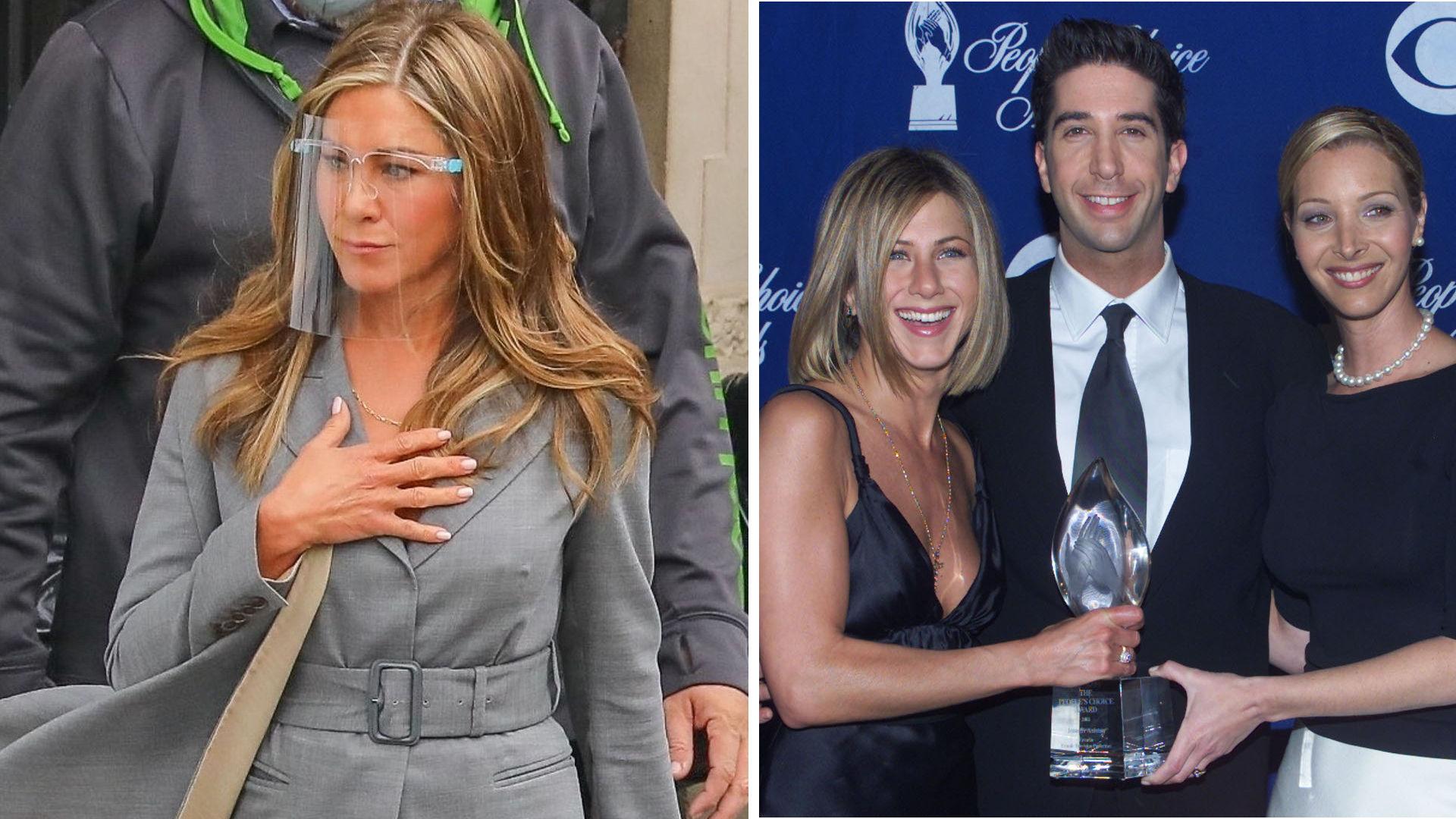 """Fani """"Przyjaciół"""" mają złamane serce. Wszystko przez Jennifer Aniston"""