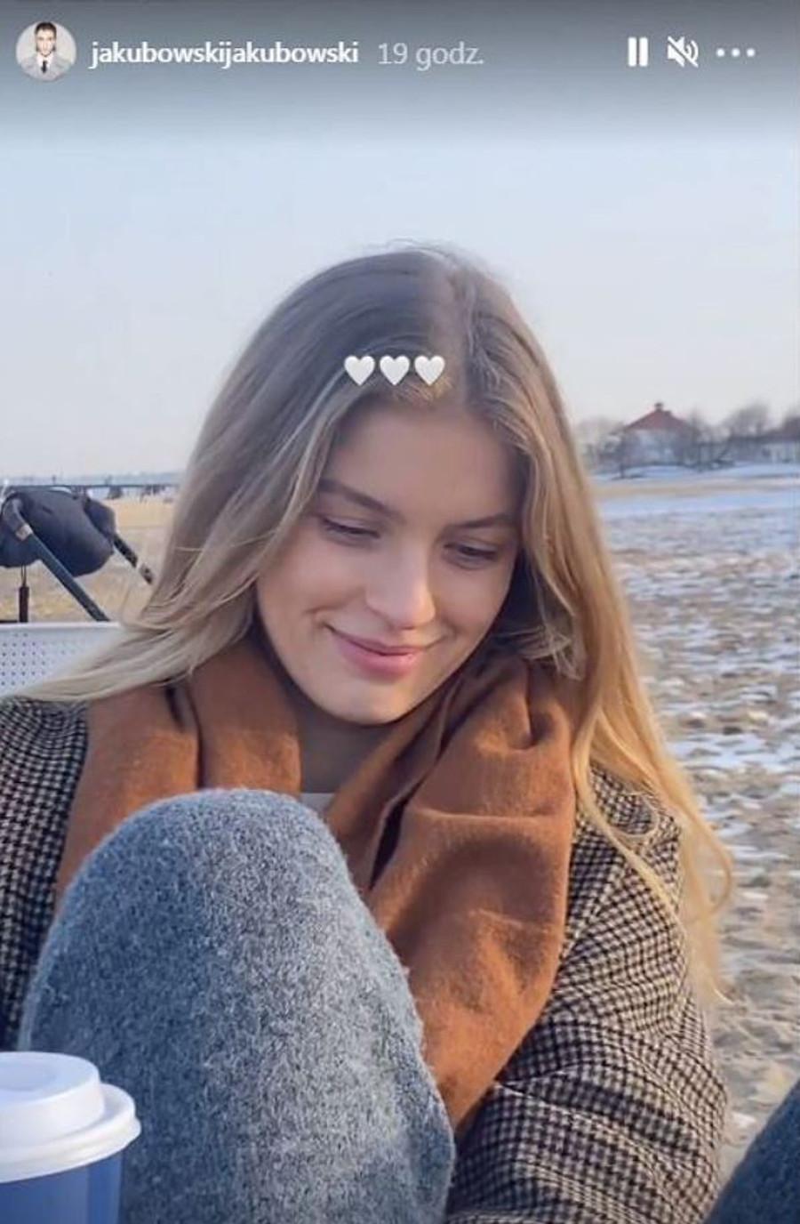 """Patrycja i Mariusz z """"Top Model"""" spotykają się."""