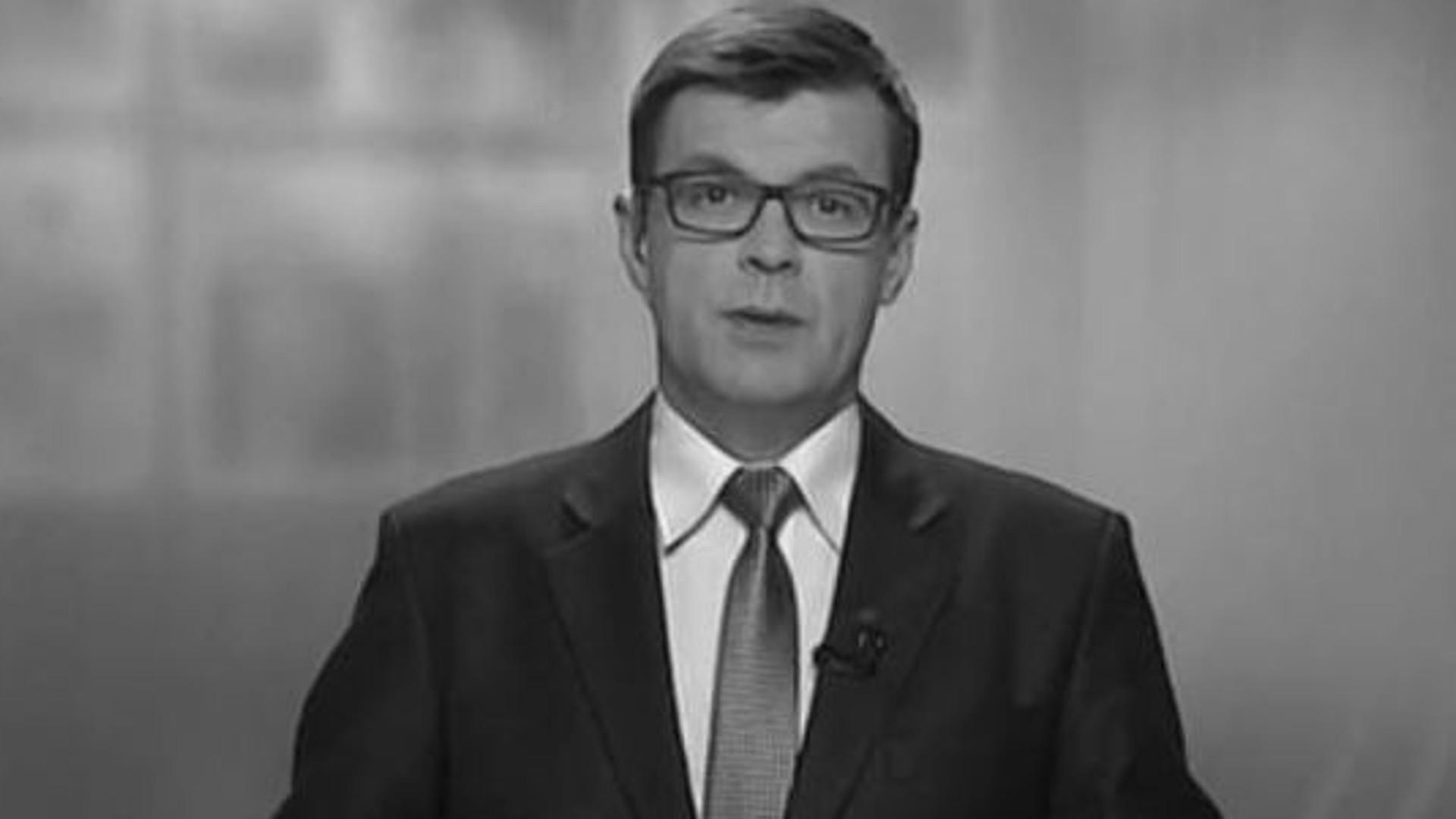 Piotr Świąc nie żyje. Dziennikarz TVP zginął w wypadku samochodowym