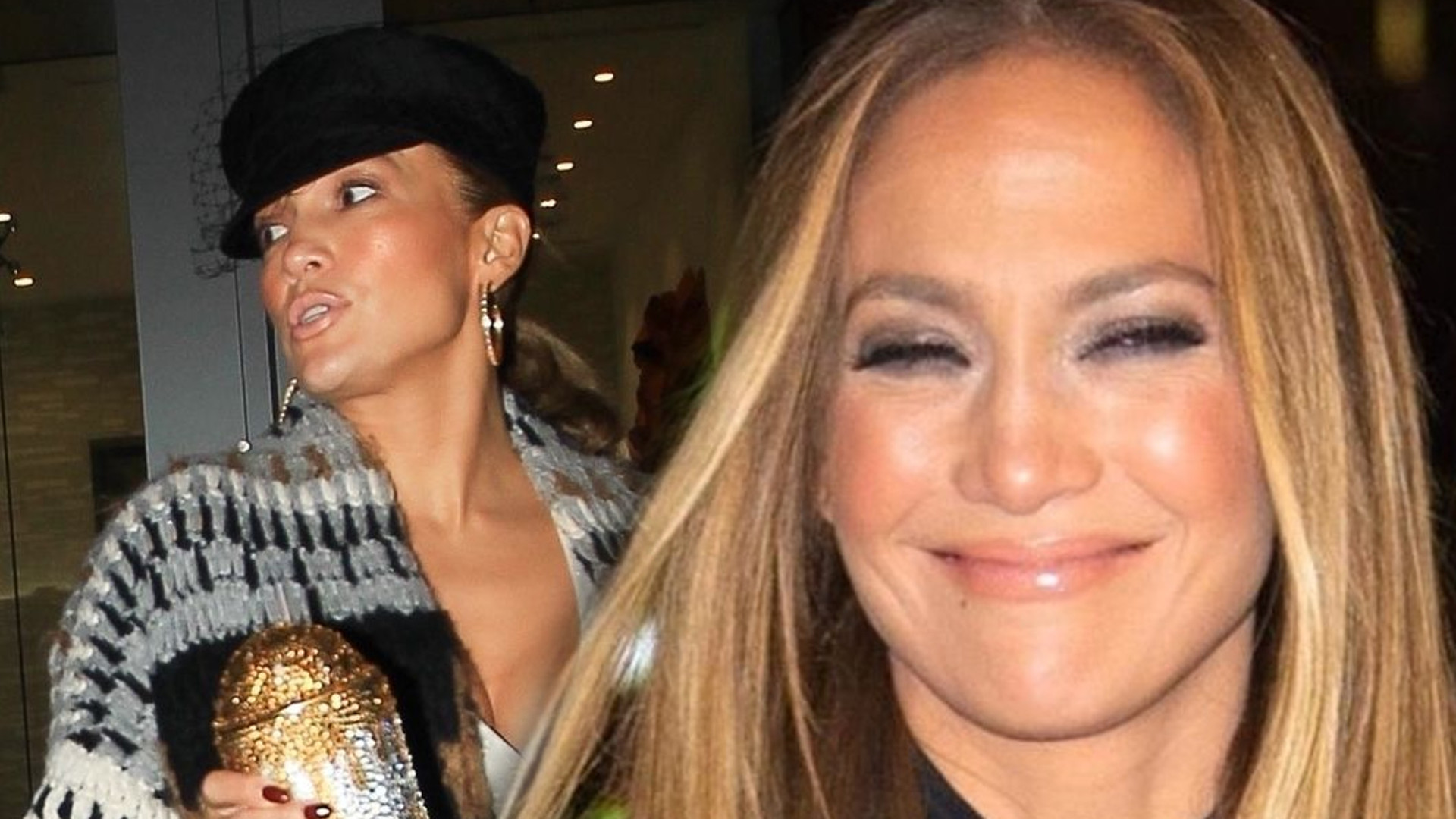 Jennifer Lopez w wannie. Diva kąpie się w pełnym makijażu!