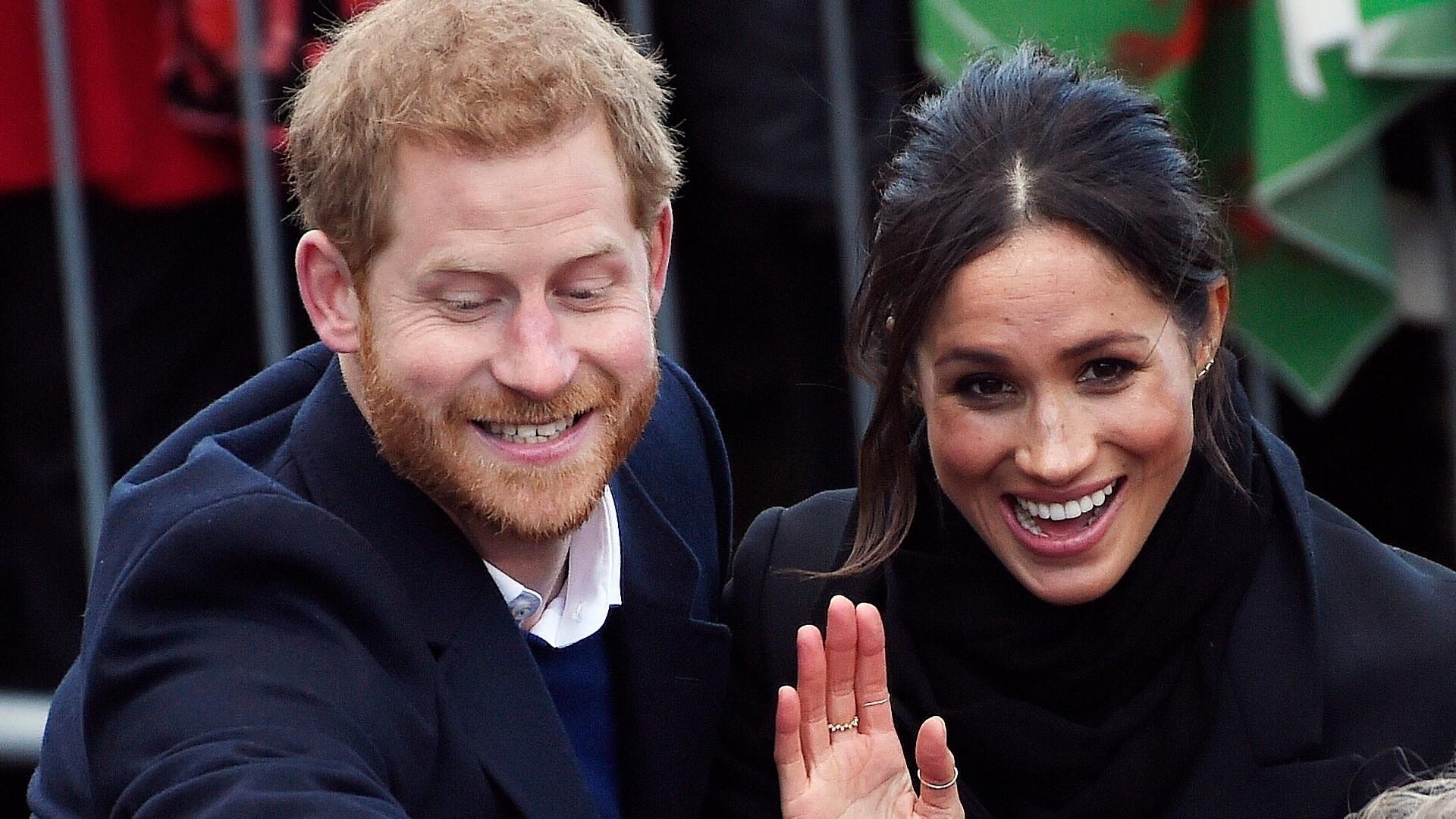 Meghan i Harry chyba właśnie zdradzili imię swojej córeczki
