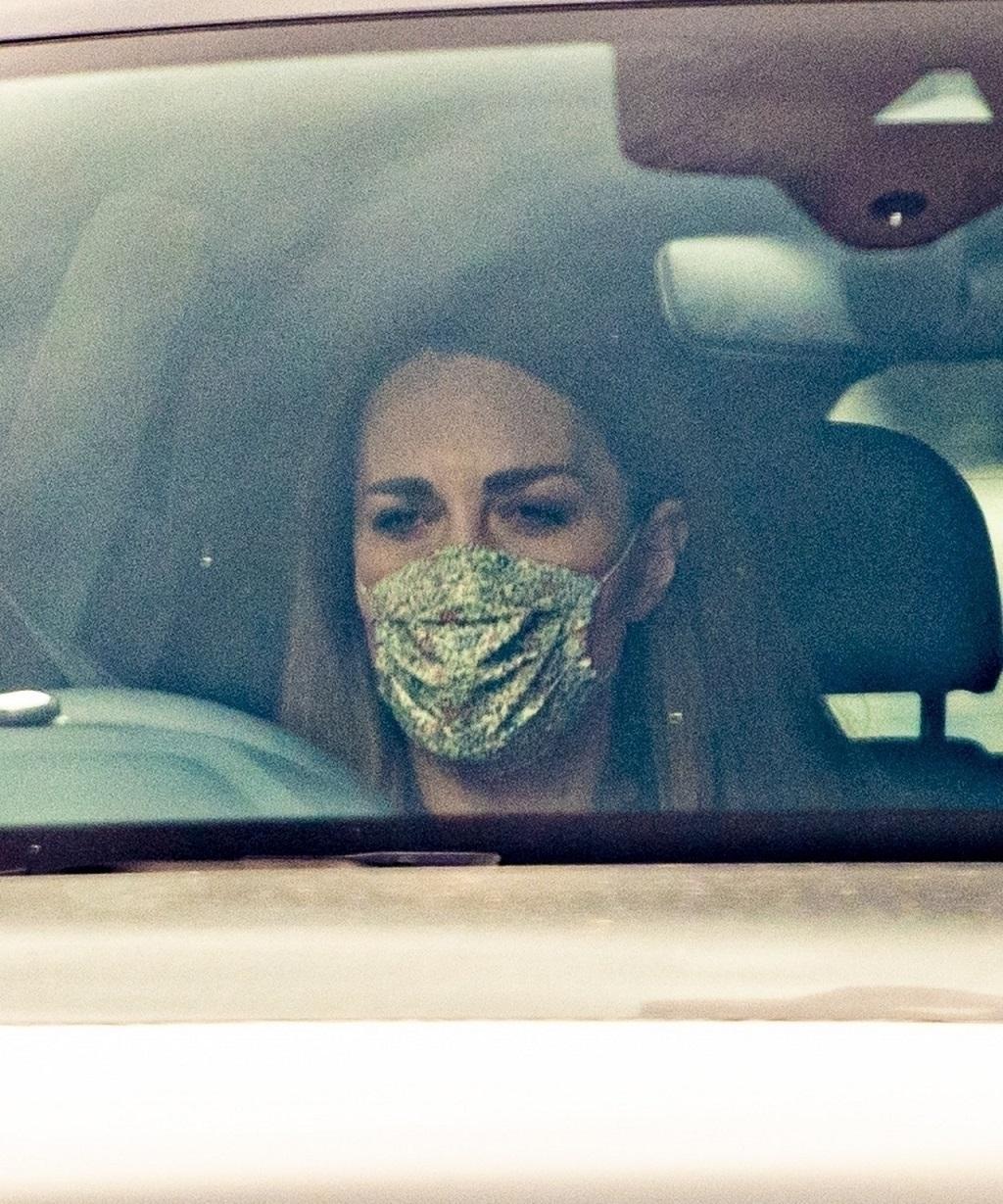 Kate Middleton publicznie po wywiadzie Meghan u Ophry.