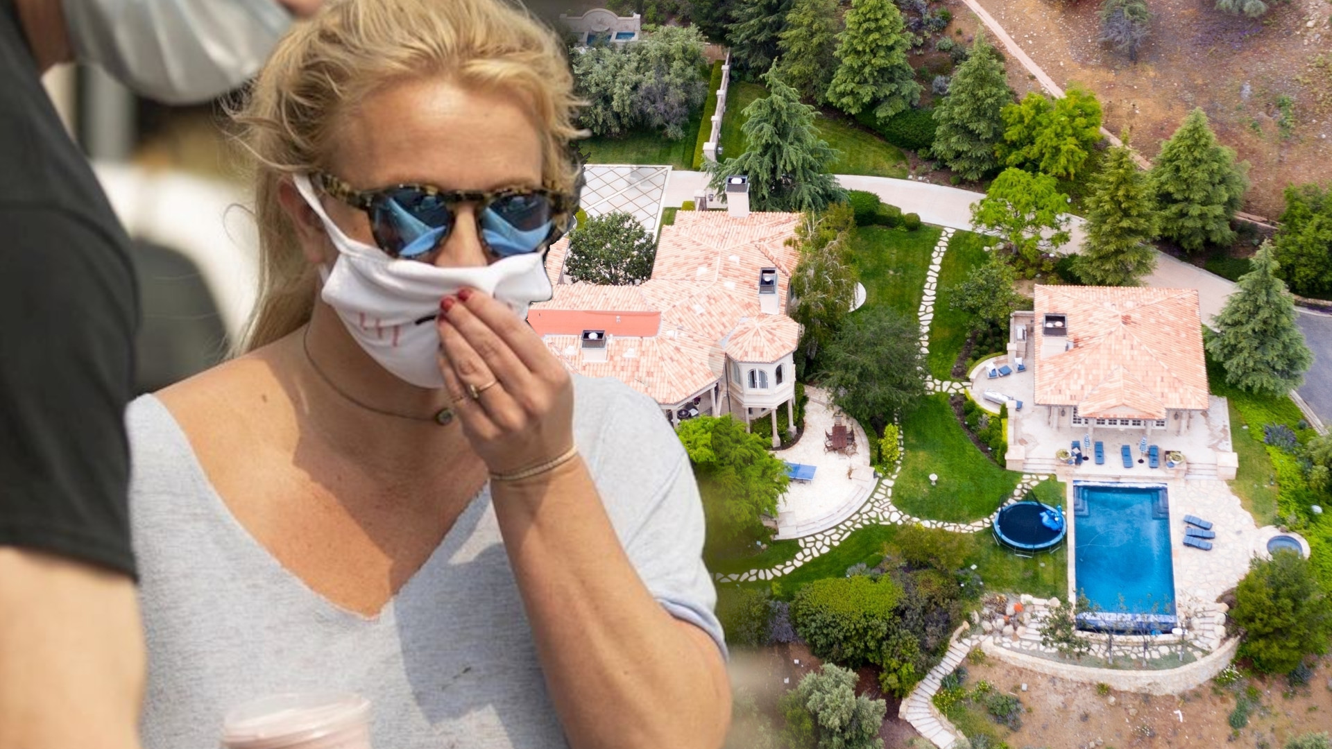 Tak mieszka Britney Spears. OGROMNA posiadłość