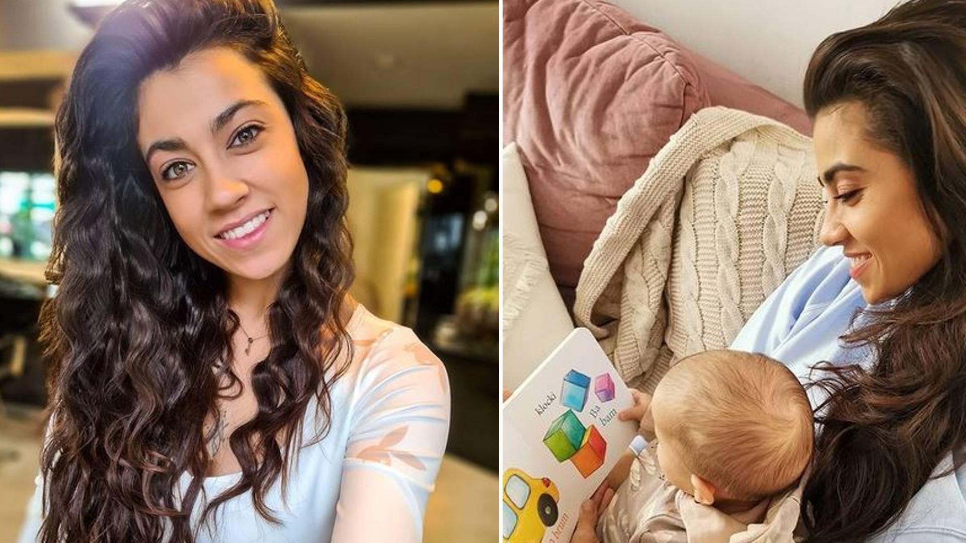 Maja Hyży pokazała nowe zdjęcie córeczki. Jaka już duża!