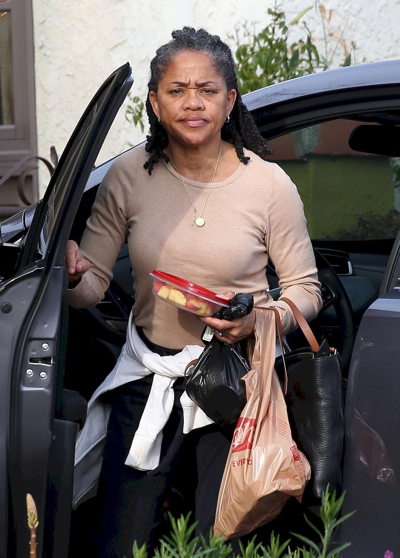 Doria Ragland, mama Meghan Markle