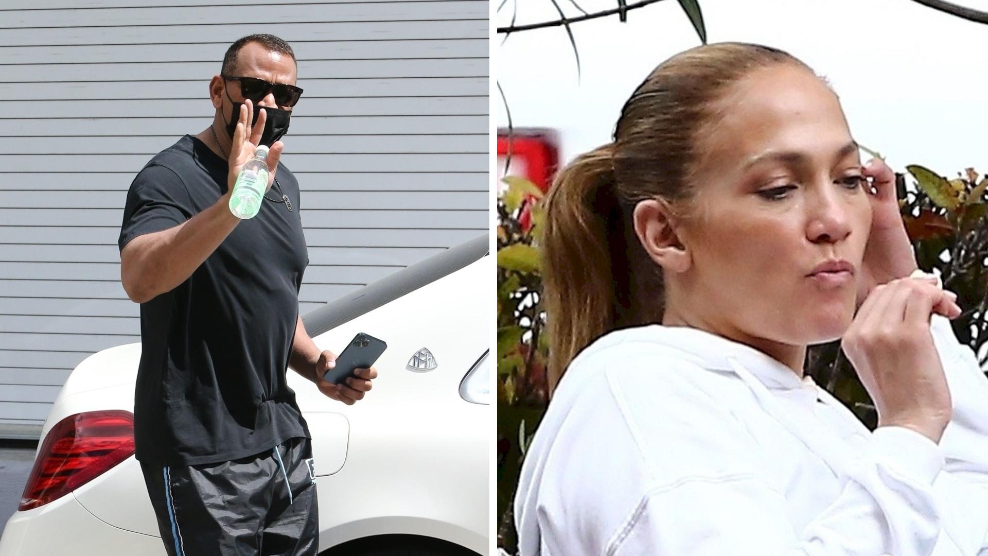 OMG! Tak Alex Rodriguez leczy się po rozstaniu z J.Lo