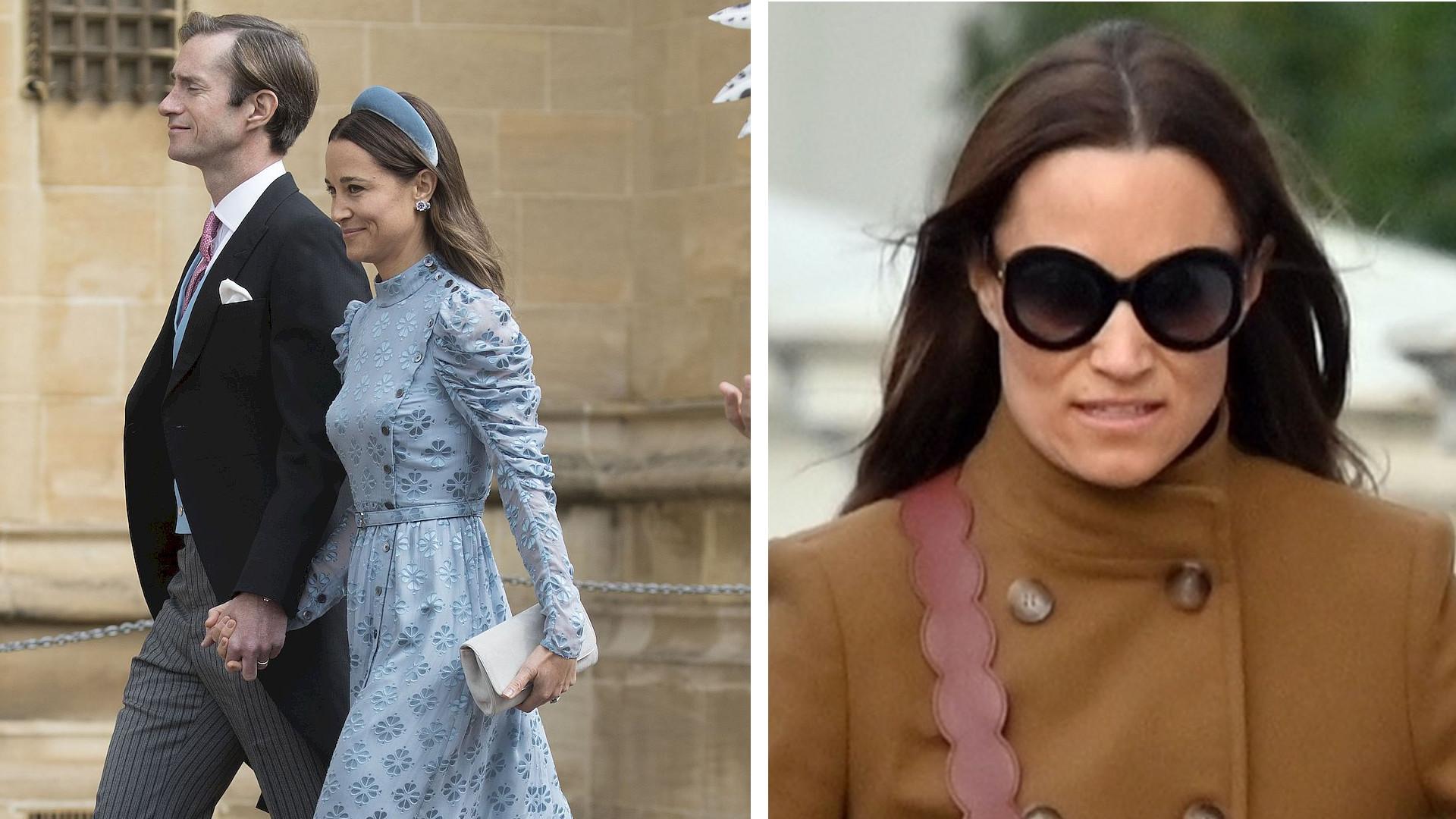 Kate Middleton została ciocią. Pippa urodziła drugie dziecko!