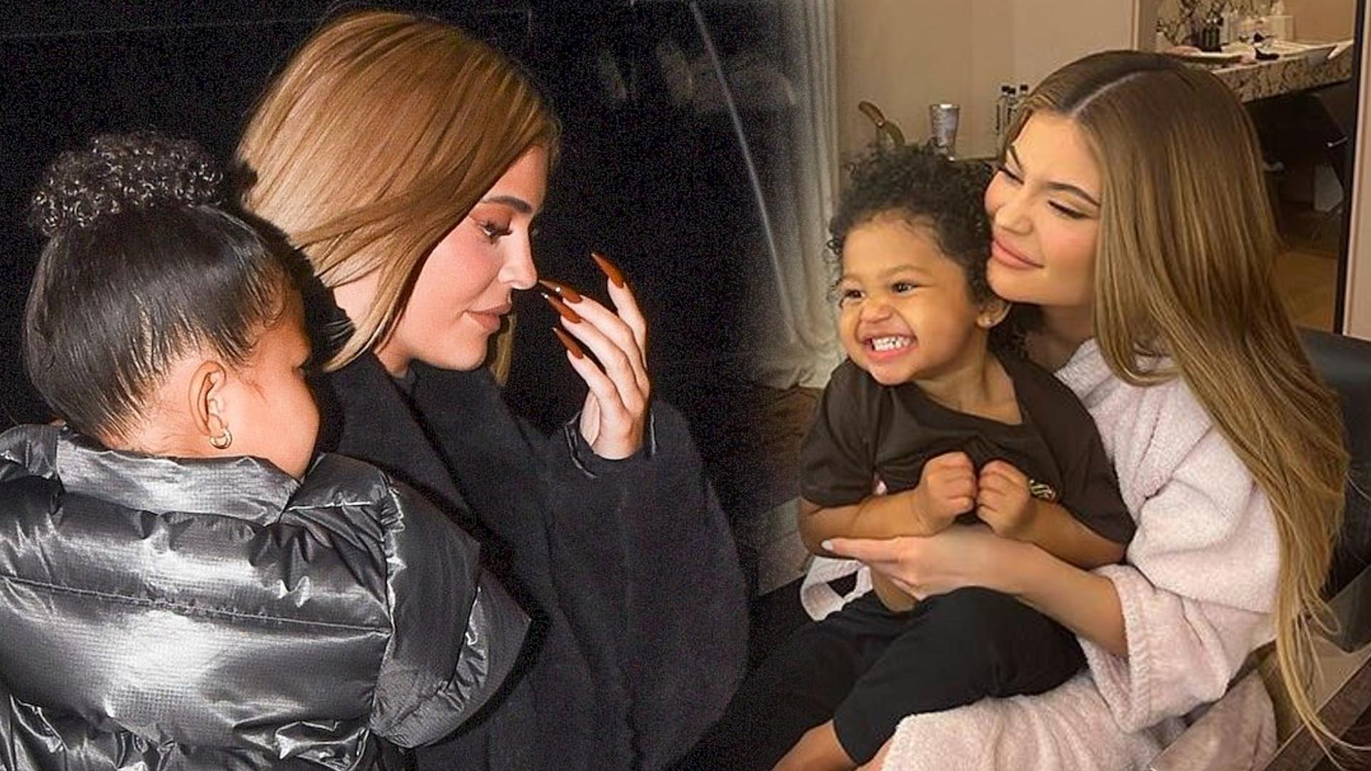 Jak słodko! Kylie Jenner nagrała tańczącą córeczkę. Przy okazji widzimy jej luksusowe wnętrza