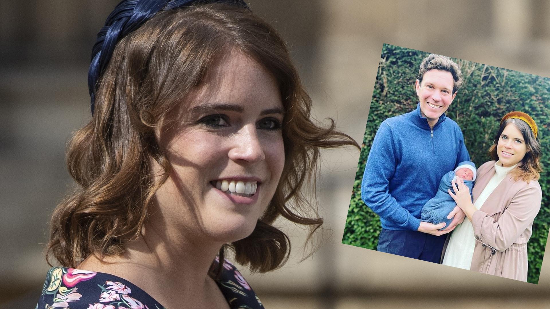Internet OSZALAŁ na punkcie nowego zdjęcia synka księżniczki Eugenii