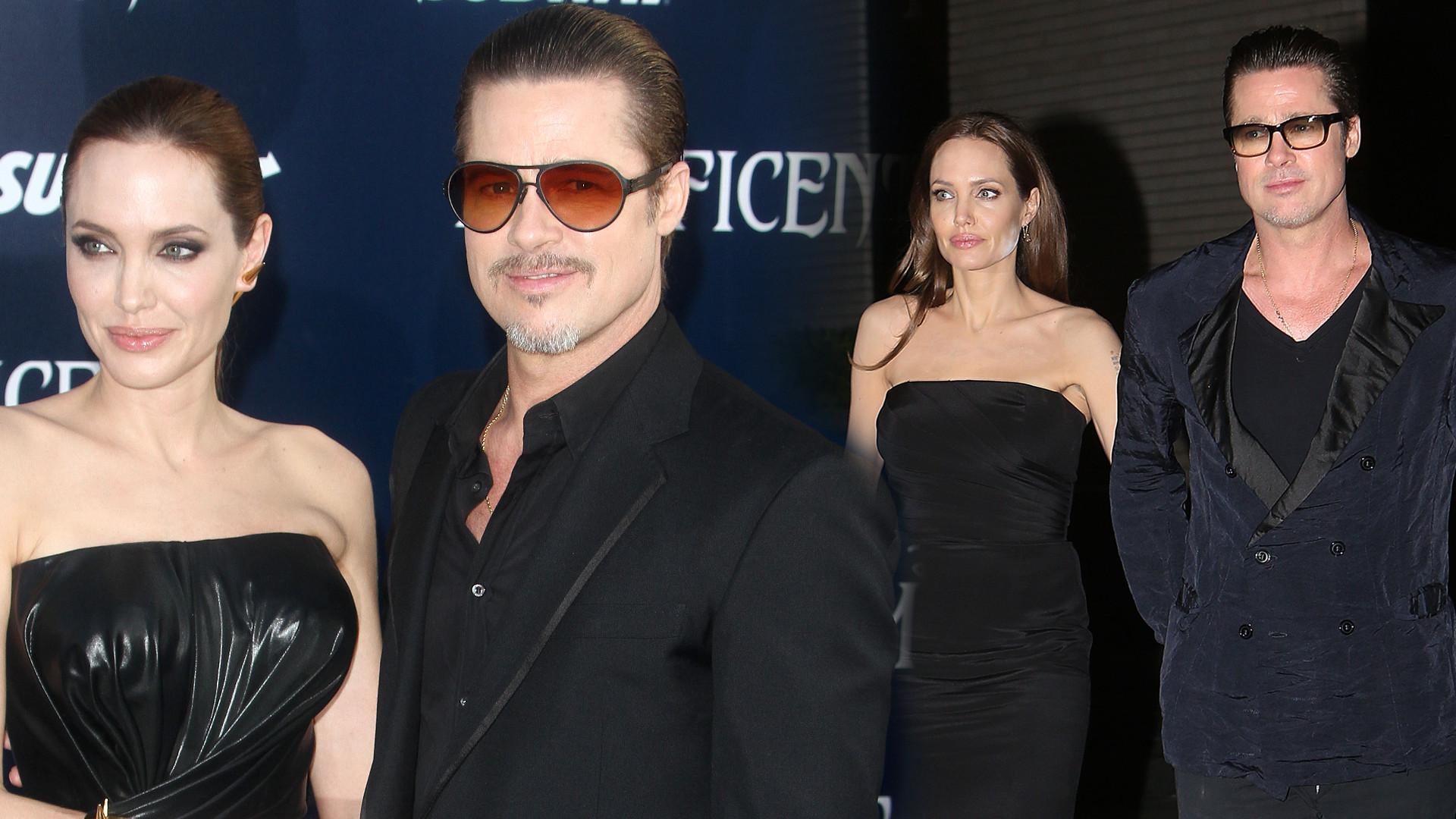 Angelina Jolie chce ujawnić DOWODY na to, że Brad Pitt stosował przemoc domową