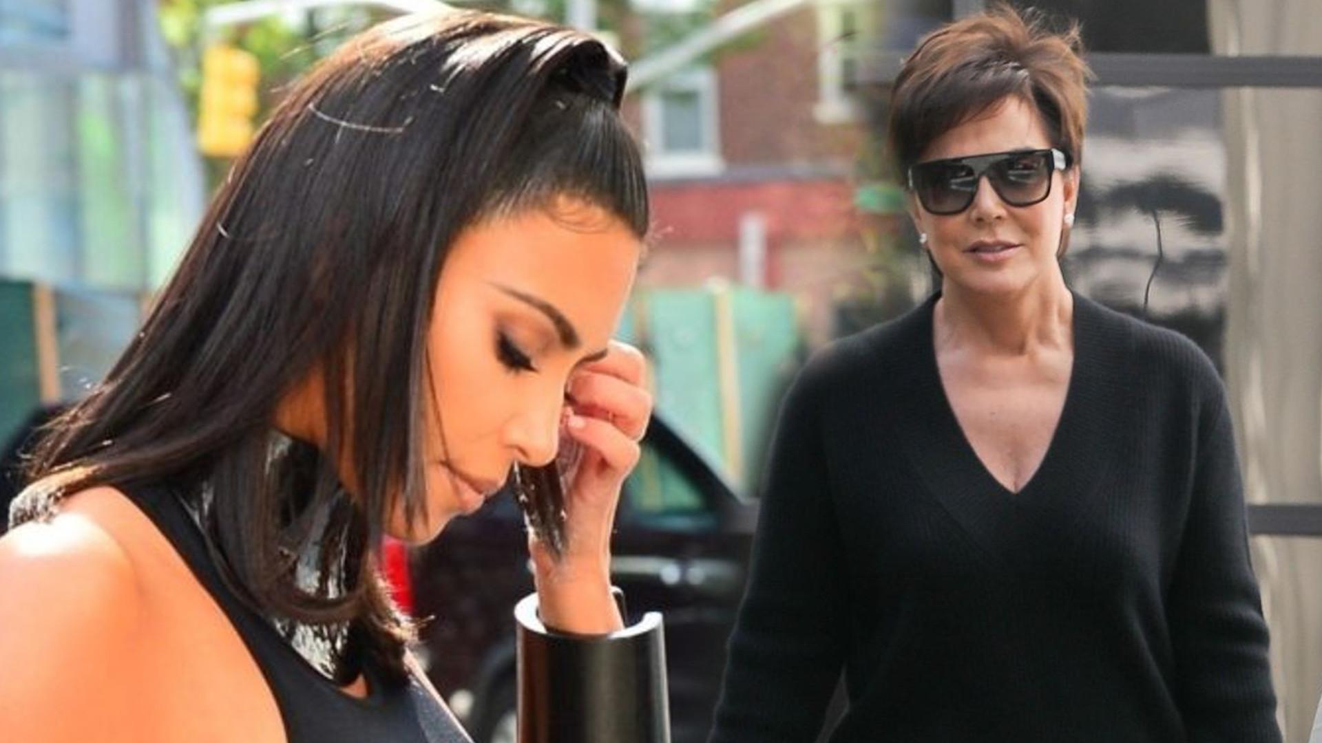 Kris Jenner przerywa ciszę na temat ROZWODU Kim Kardashian i Kanye Westa