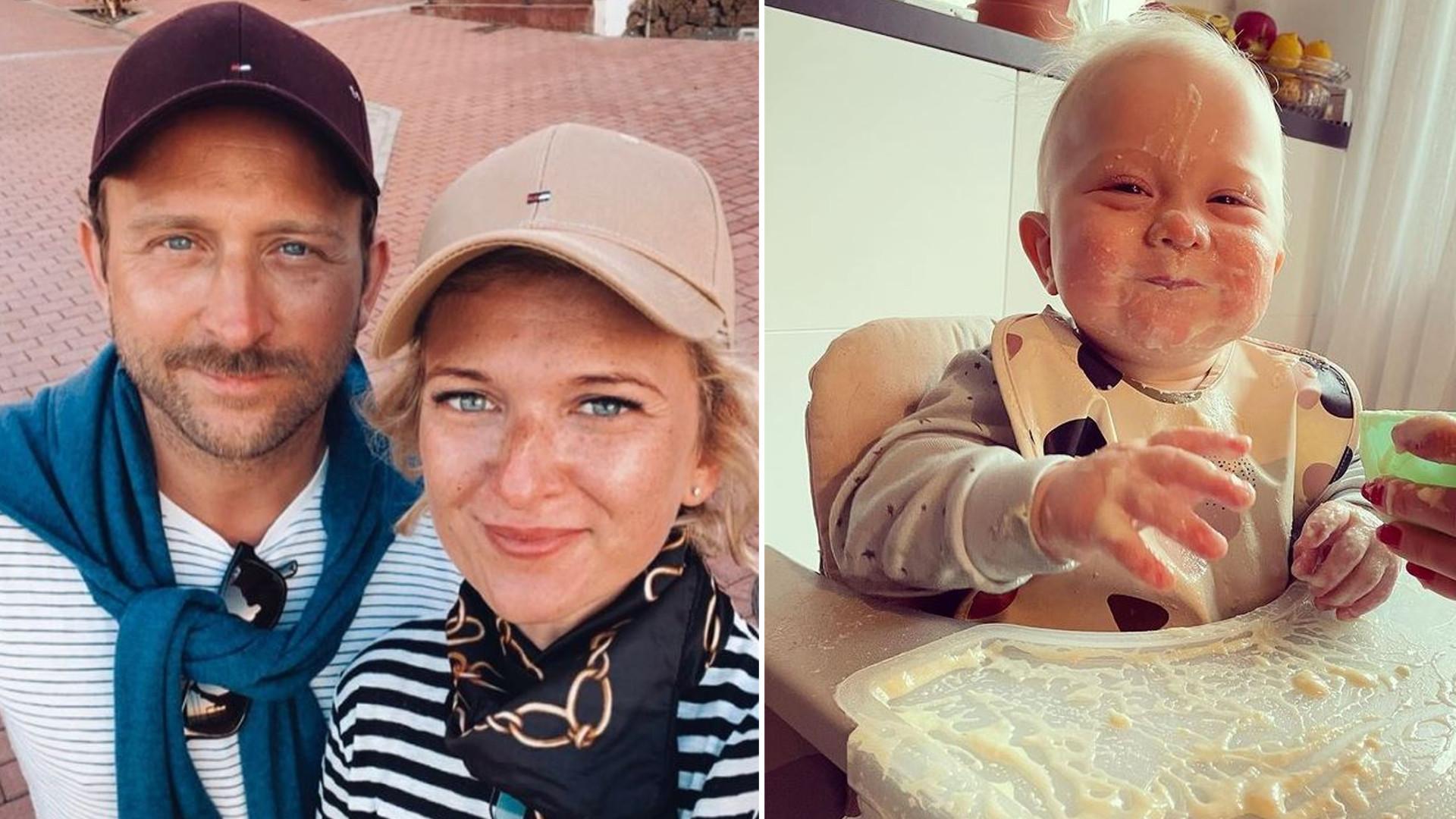 Borys Szyc świętuje ROK syna. Pokazał zdjęcia z imprezy urodzinowej