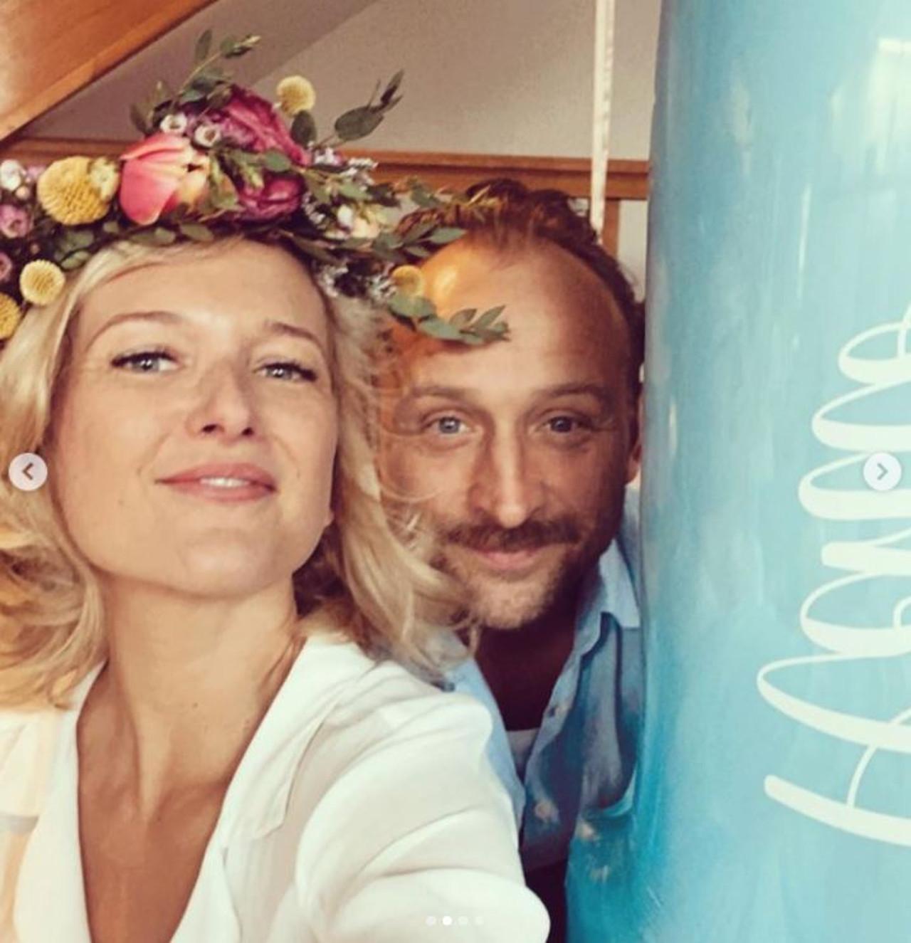 Borys Szyc i Justyna Nagłowska zorganizowali synkowi imprezę urodzinową.