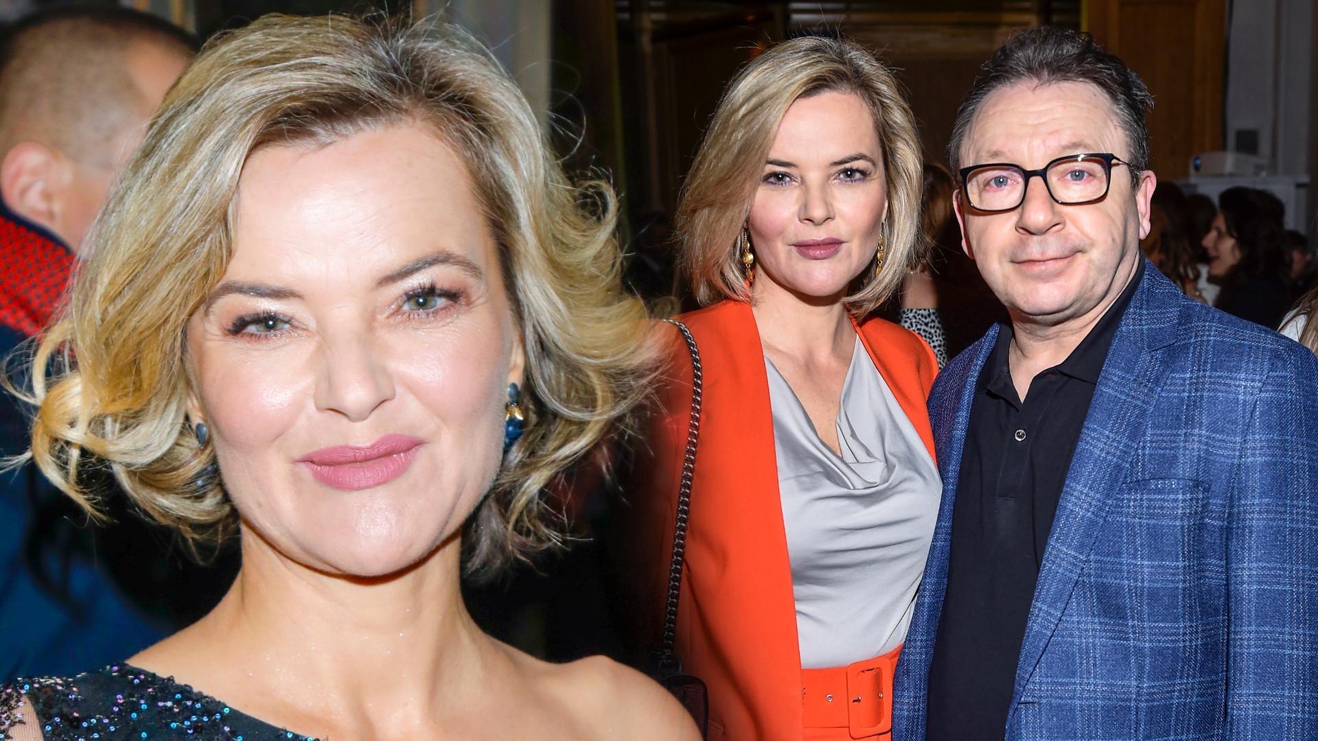 Monika Zamachowska pochwaliła się pięknym salonem. Zareagowała na komentarz dotyczący rozstania ze Zbyszkiem