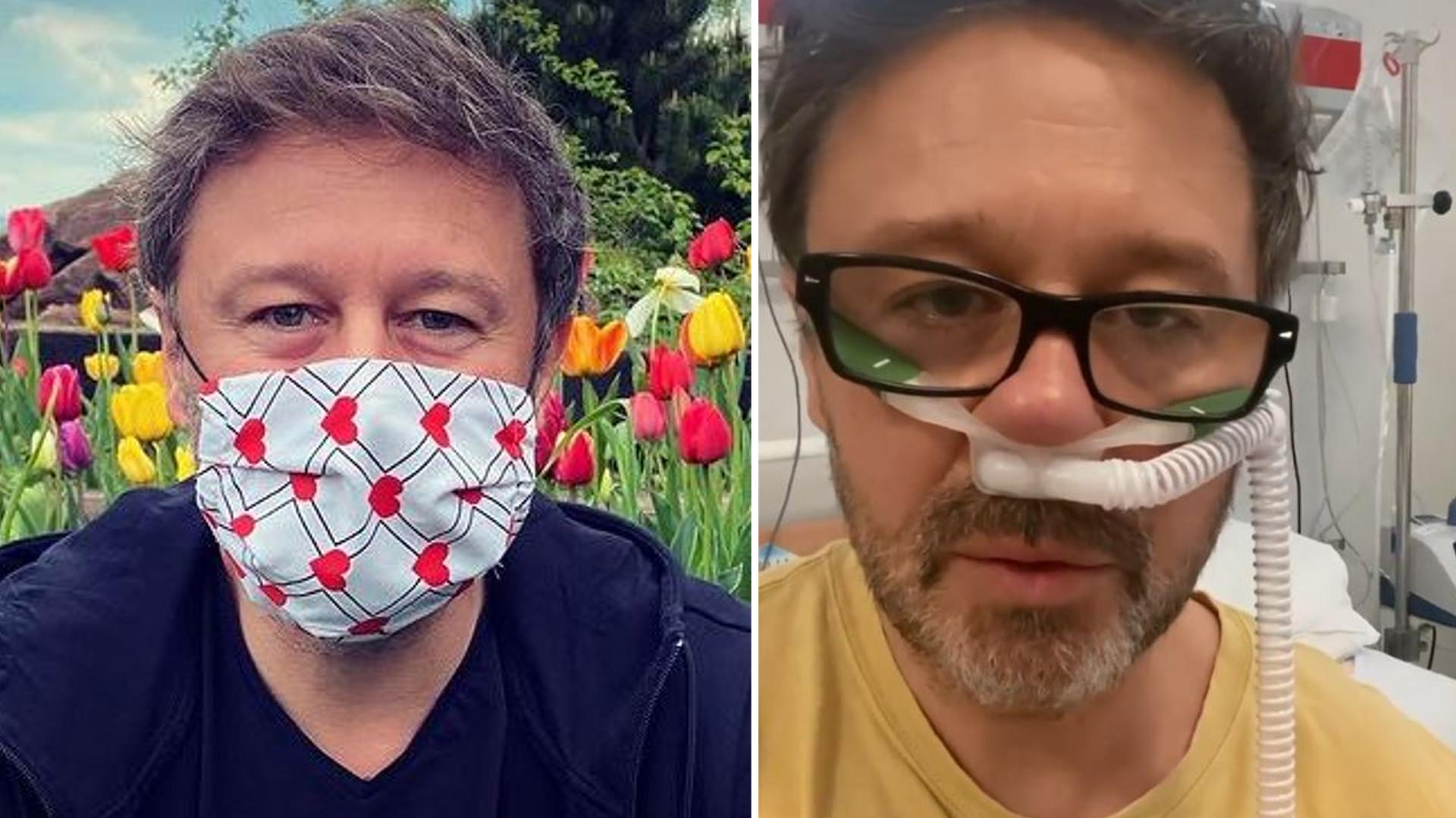 Andrzej Piaseczny o koronawirusie. Muzyk z powodu morderczego kaszlu TRACI przytomność