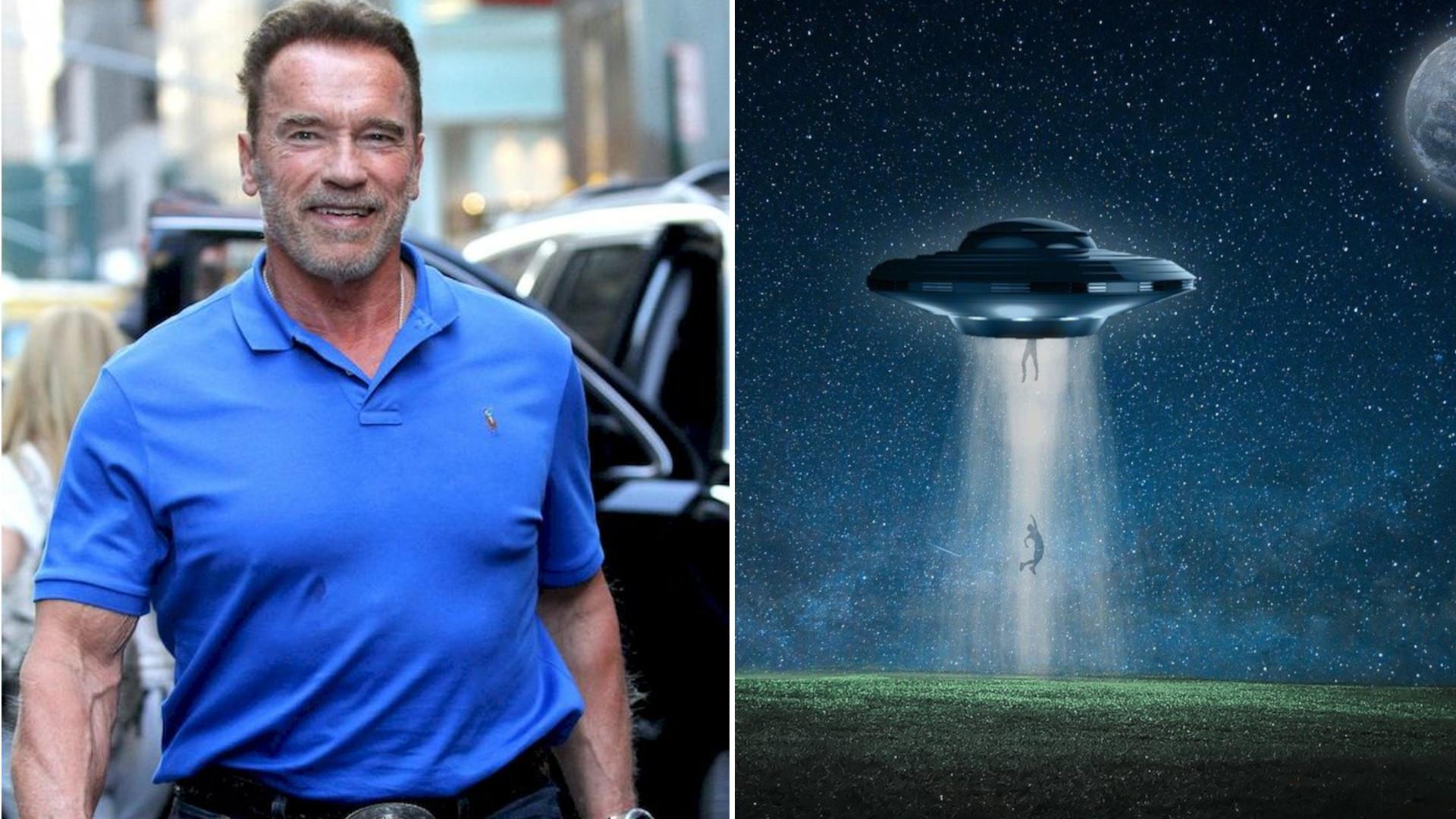 Donald Trump i Arnold Schwarzenegger. To oni ocalą nas w przypadku ATAKU KOSMITÓW