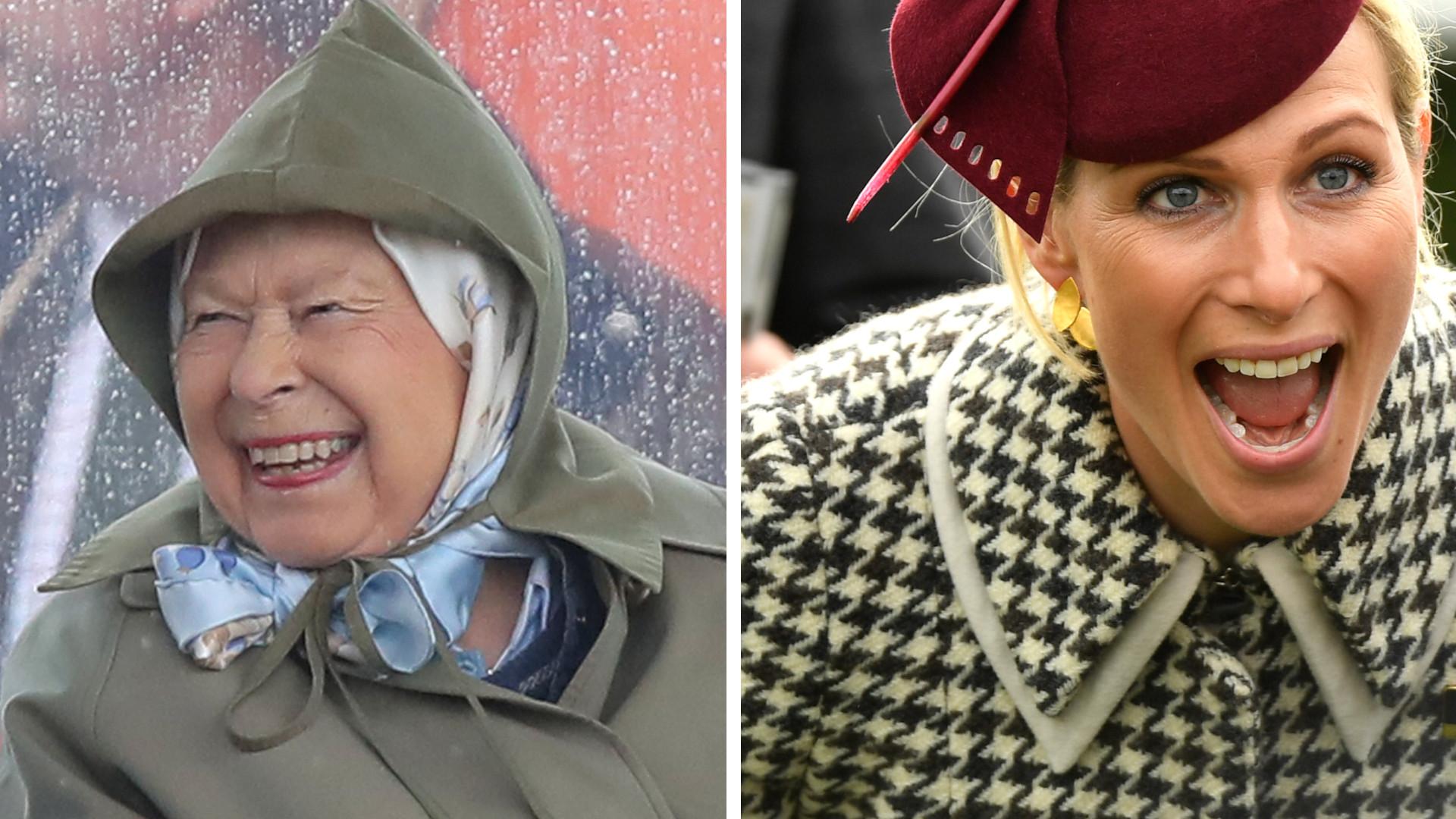 Elżbieta II KOLEJNY RAZ została prababcią! Nietypowy poród royal baby