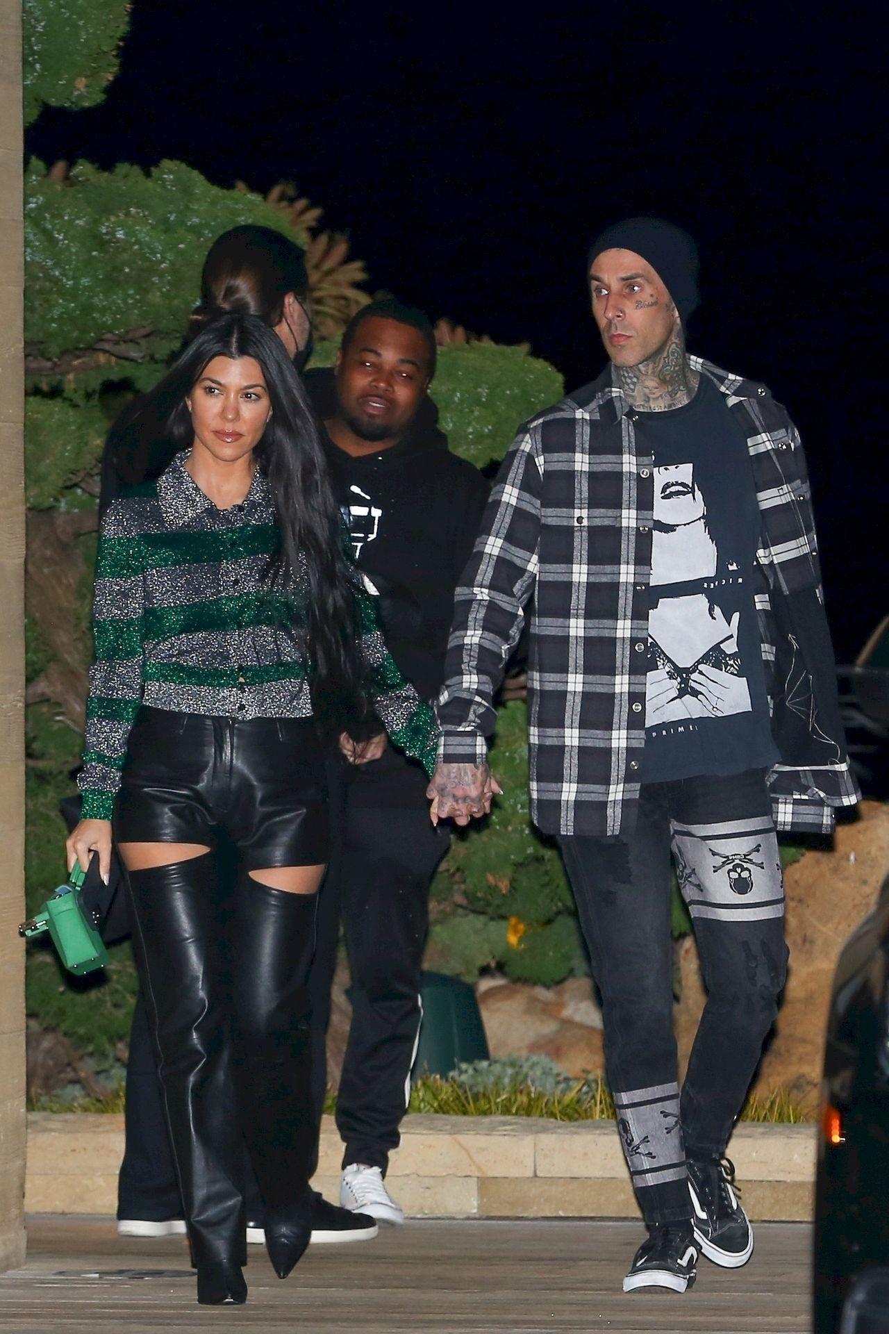 Kourtney Kardashian i Travis Barker są parą