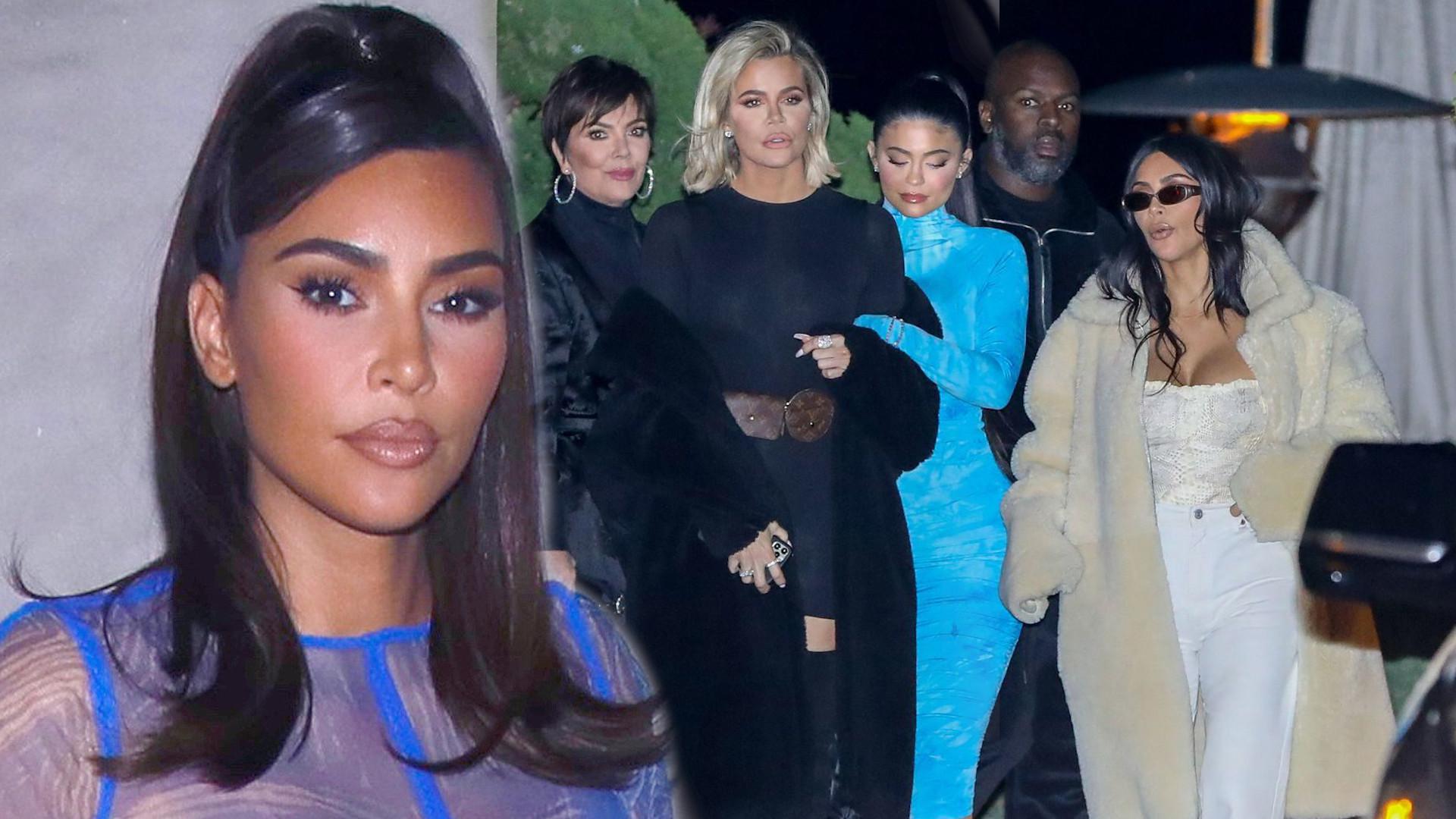 Pokazano w KUWTK moment głośnych tweetów Kanye Westa. Tak Kardashianki pomogły Kim