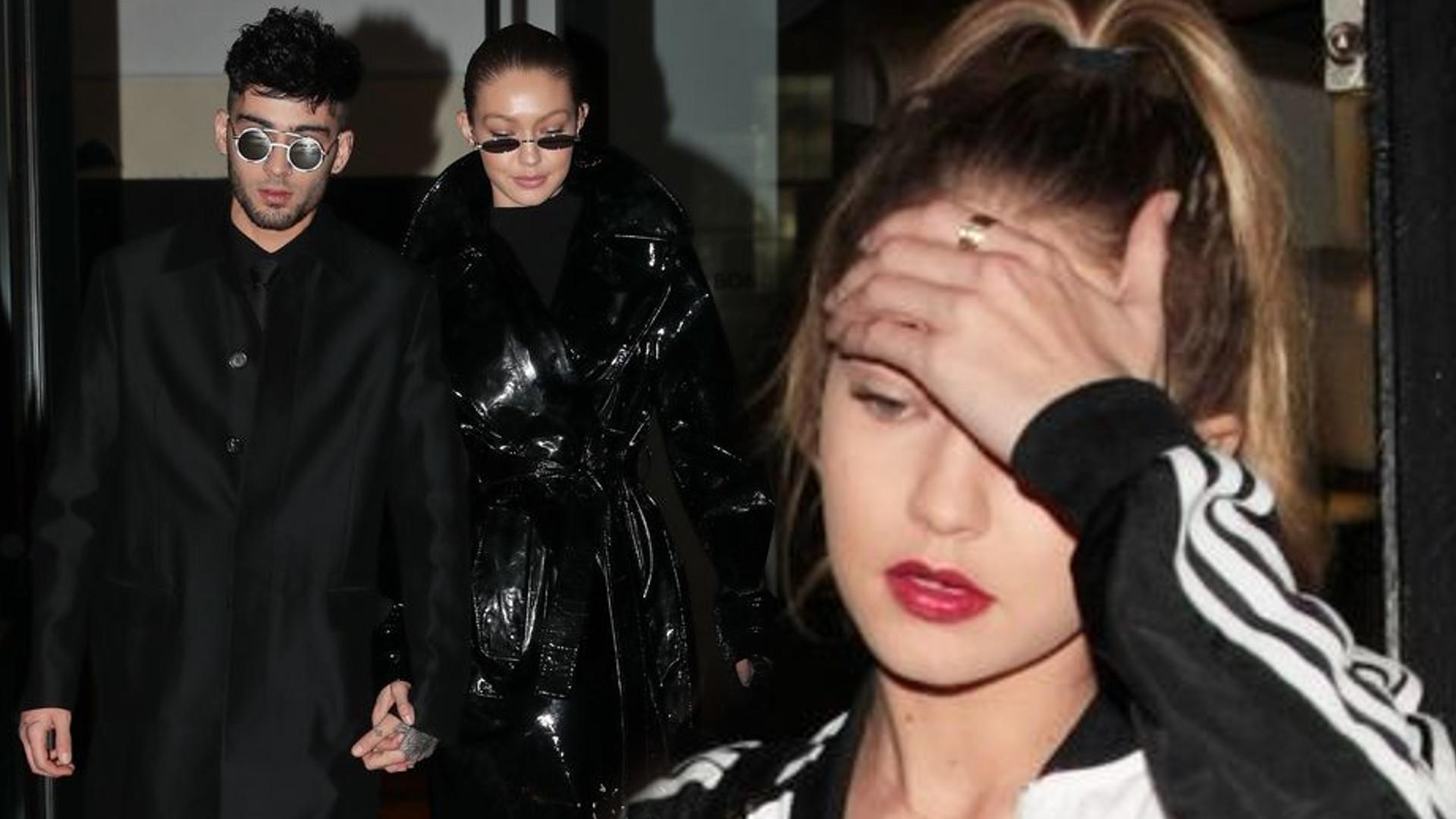 Gigi Hadid i Zayn Malik wzięli potajemny ŚLUB?!