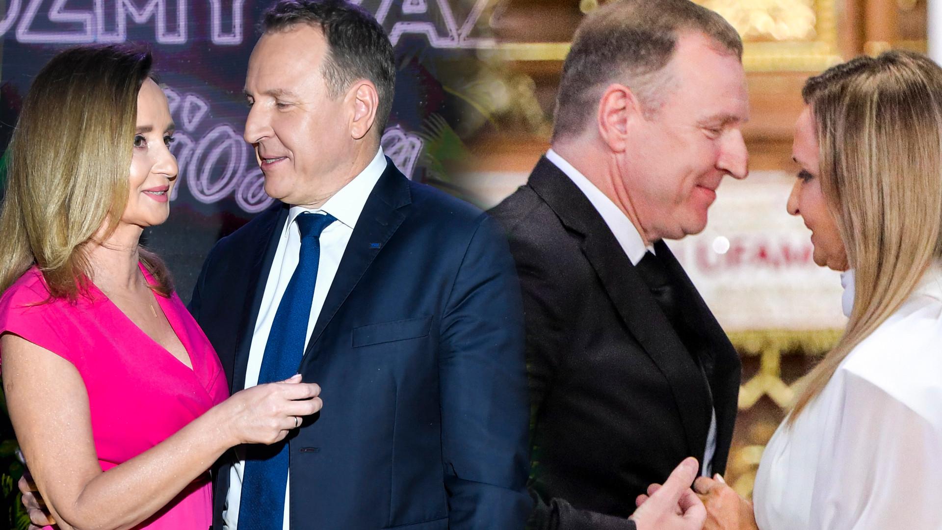 """Jacek i Joanna Kurscy zachwycają się córką: """"Jak głaszczę ją po główce, to czuję włosy męża"""""""
