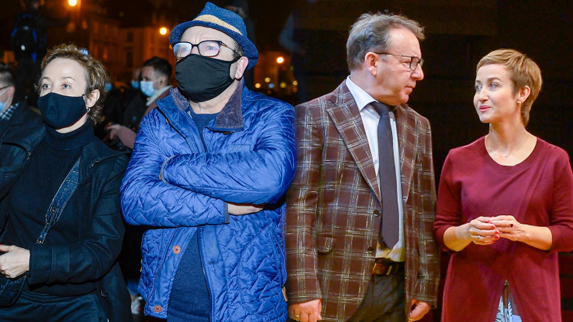 Zbigniew Zamachowski zostawił Monikę dla aktorki? Kim jest Gabriela Muskała