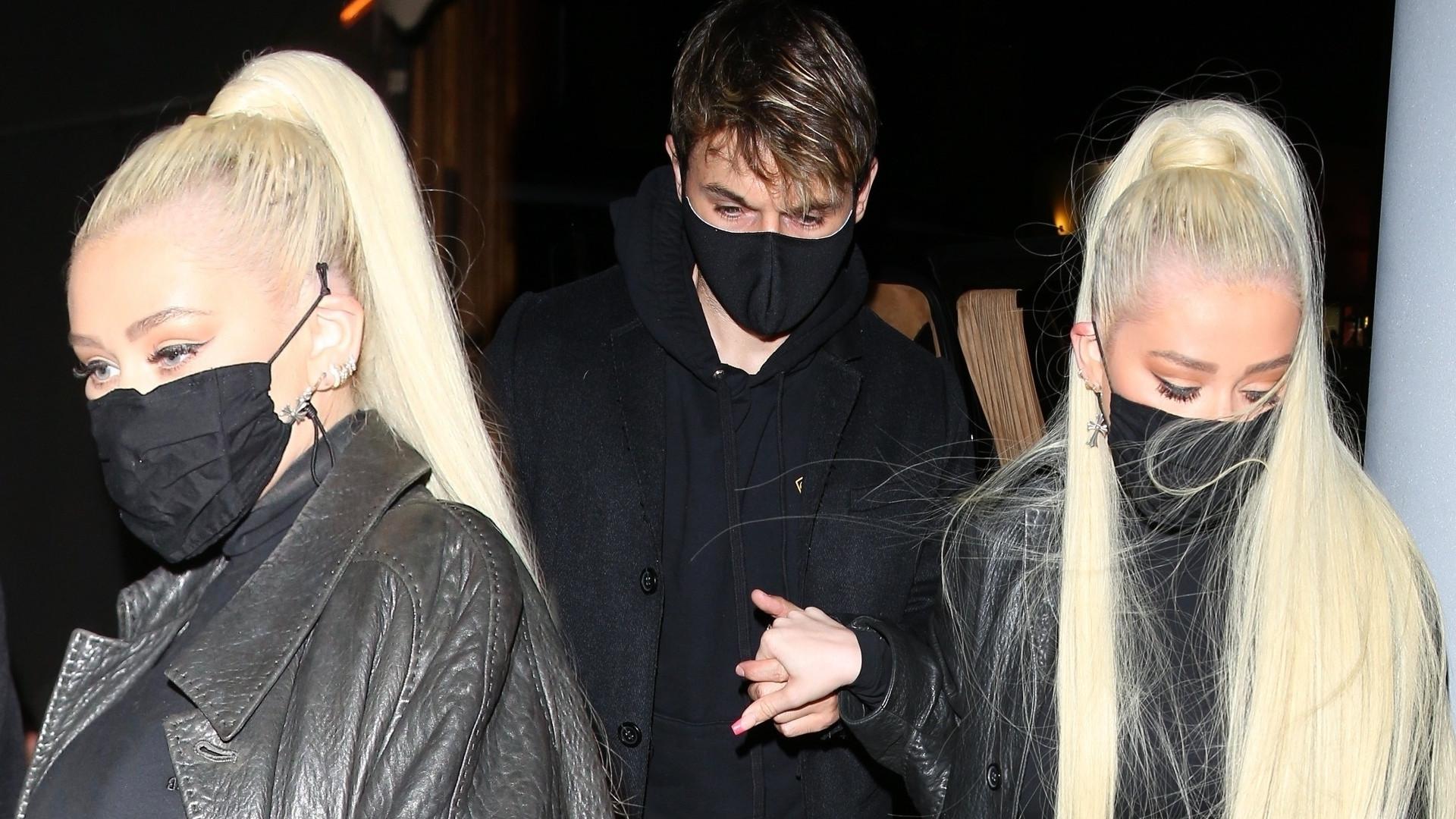 OMG! Christina Aguilera niczym Roszpunka. Ta fryzura robi wrażenie!